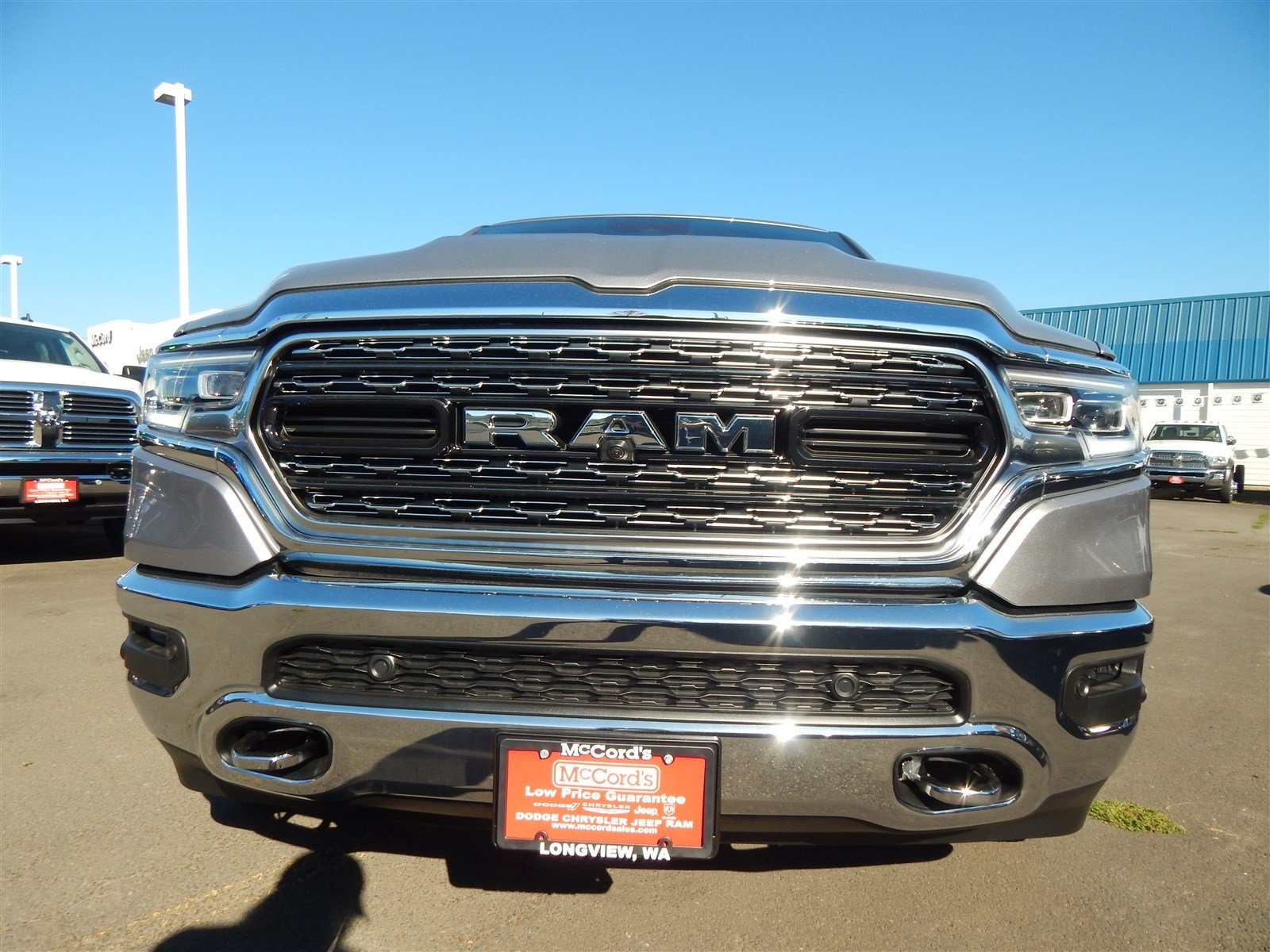 2019 Ram 1500 Crew Cab 4x4,  Pickup #R1544 - photo 8