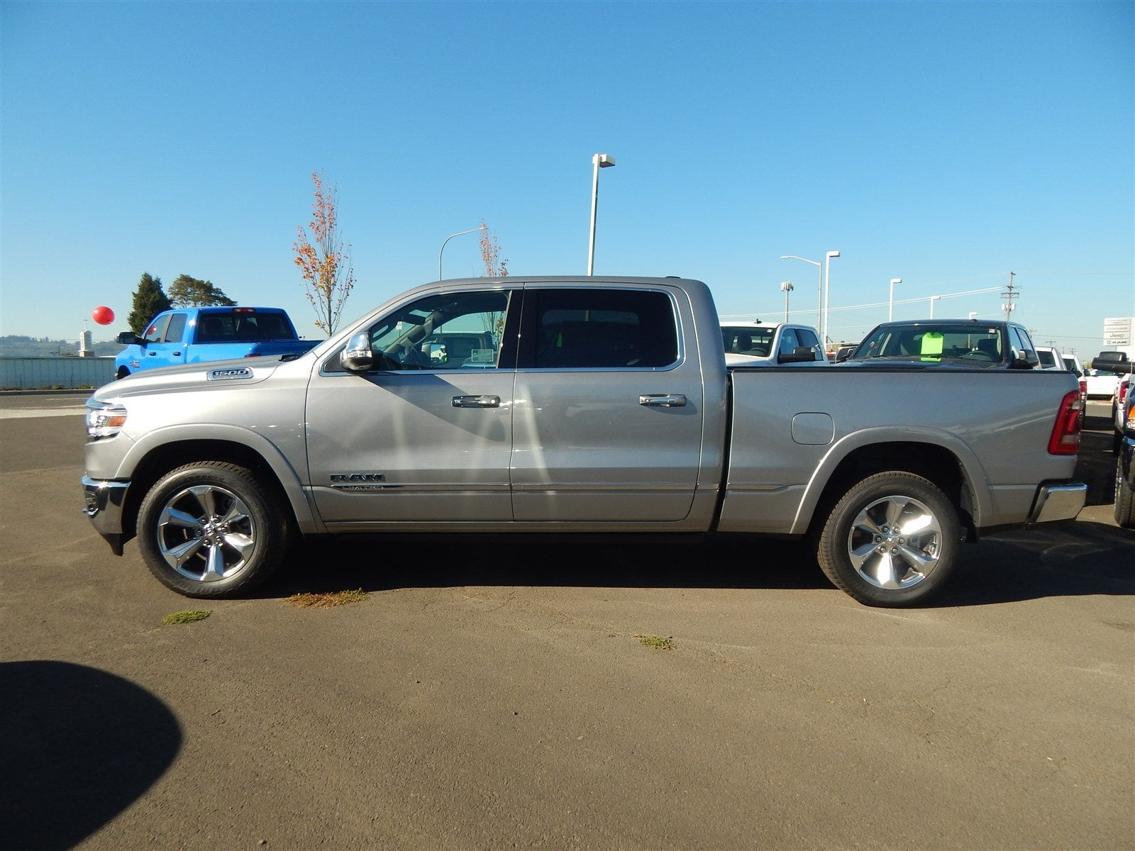 2019 Ram 1500 Crew Cab 4x4,  Pickup #R1544 - photo 3