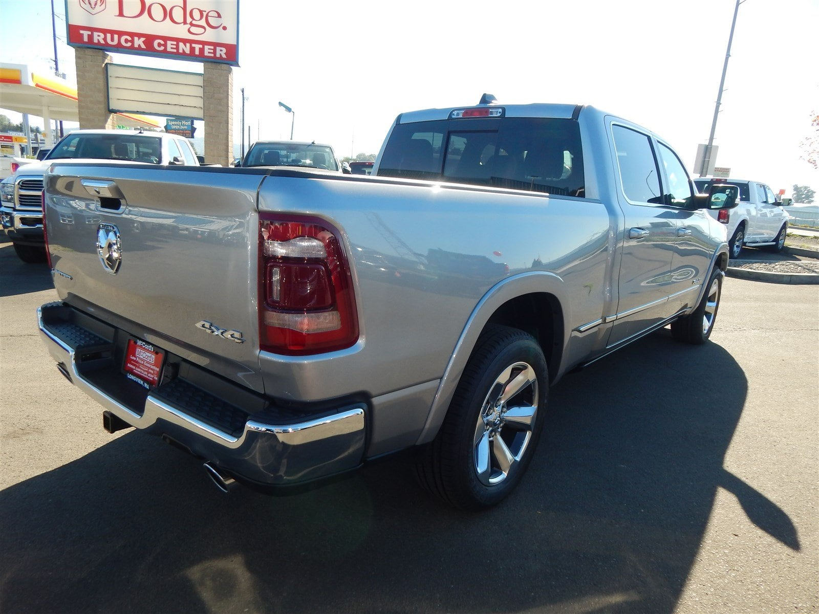 2019 Ram 1500 Crew Cab 4x4,  Pickup #R1544 - photo 6