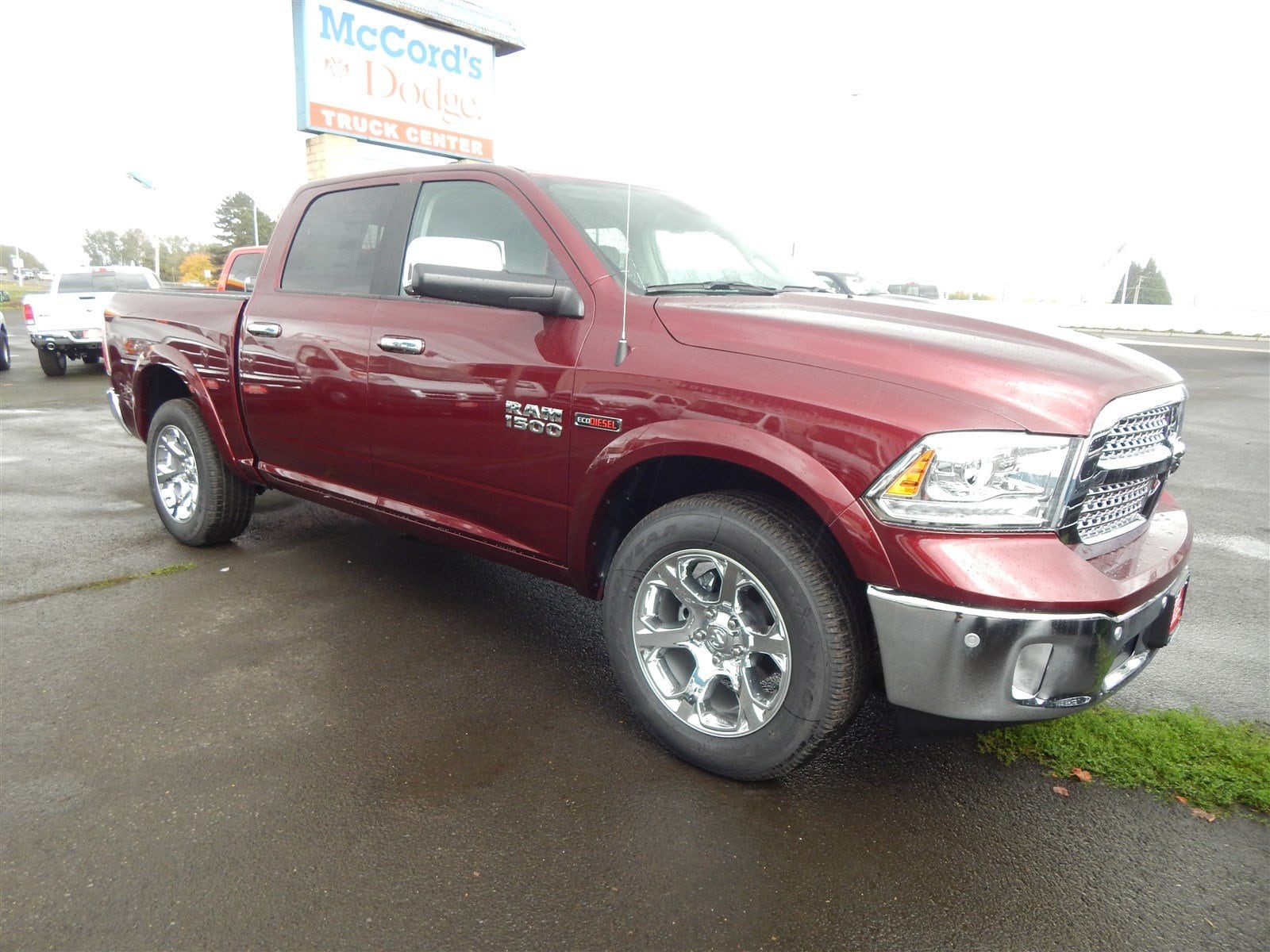 2018 Ram 1500 Crew Cab 4x4,  Pickup #R1556 - photo 7