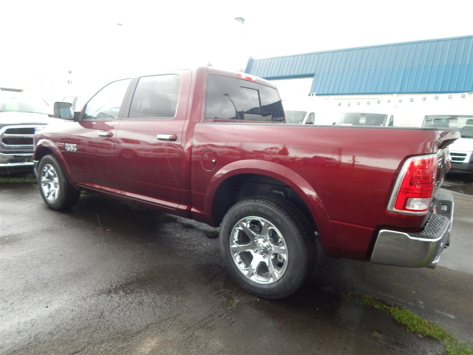 2018 Ram 1500 Crew Cab 4x4,  Pickup #R1556 - photo 2