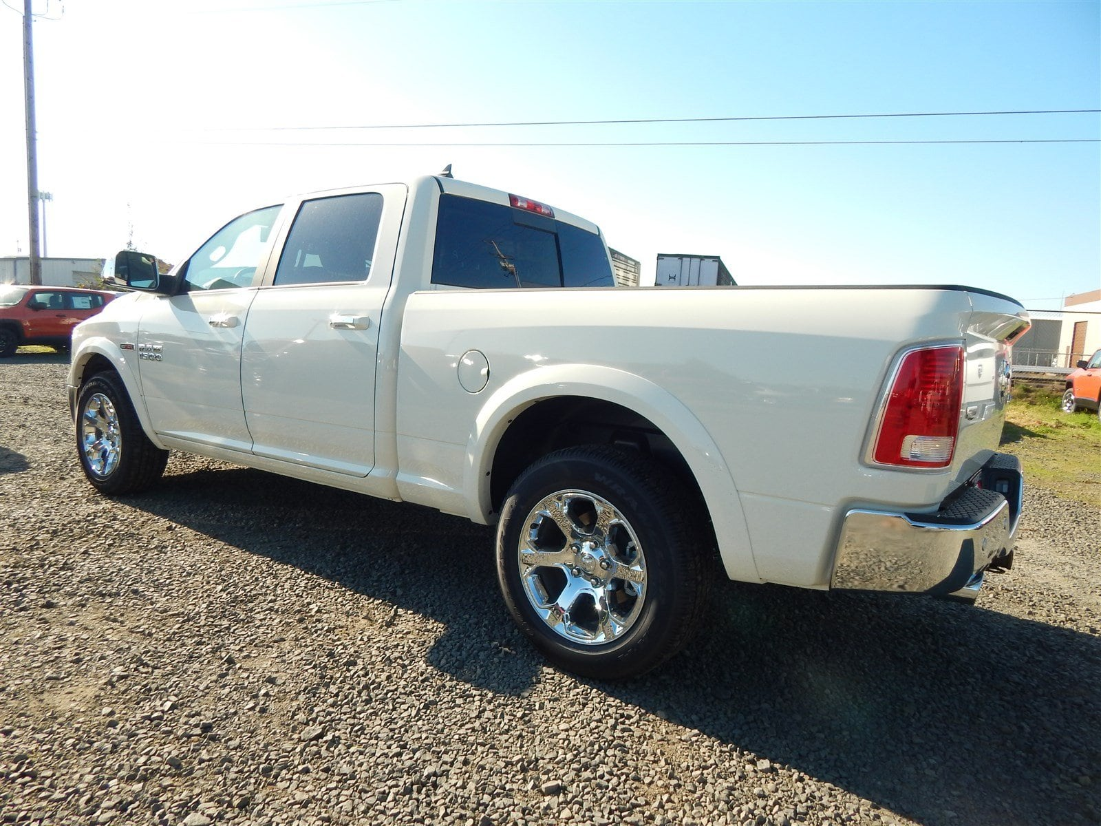 2018 Ram 1500 Crew Cab 4x4,  Pickup #R1559 - photo 2