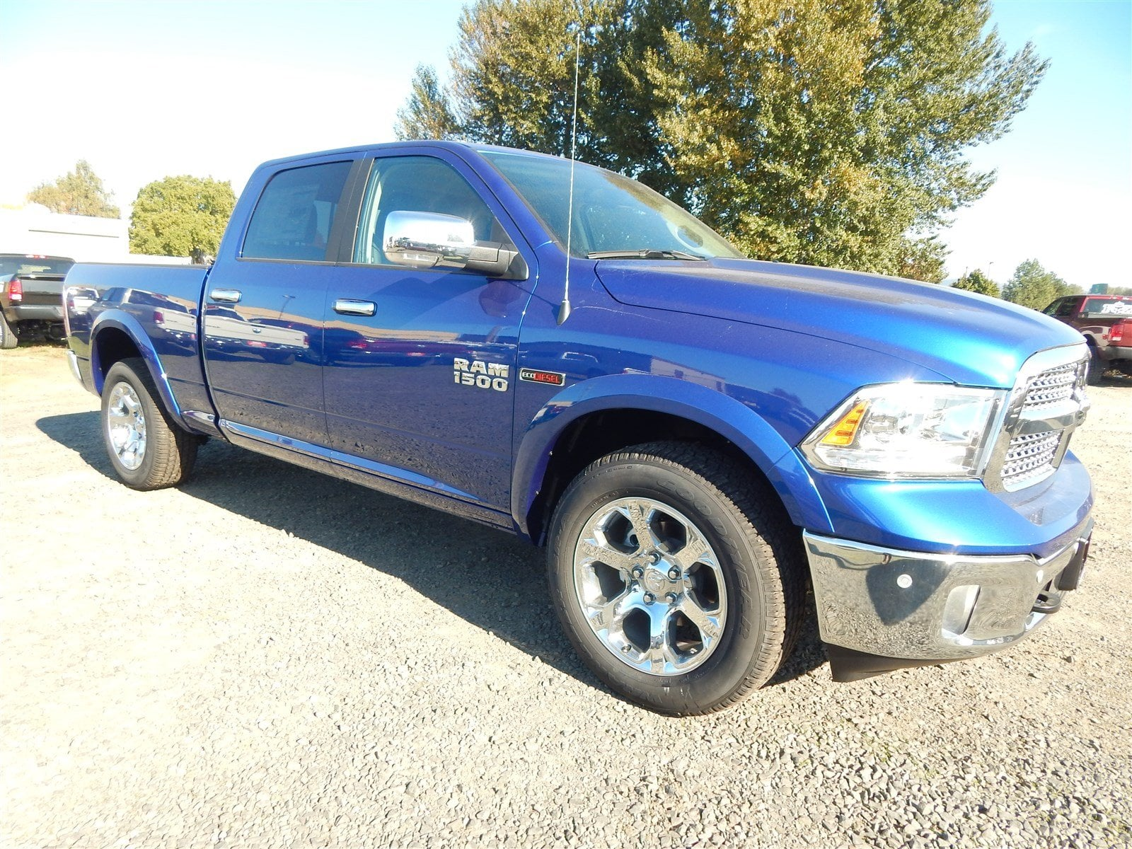 2018 Ram 1500 Crew Cab 4x4,  Pickup #R1560 - photo 7