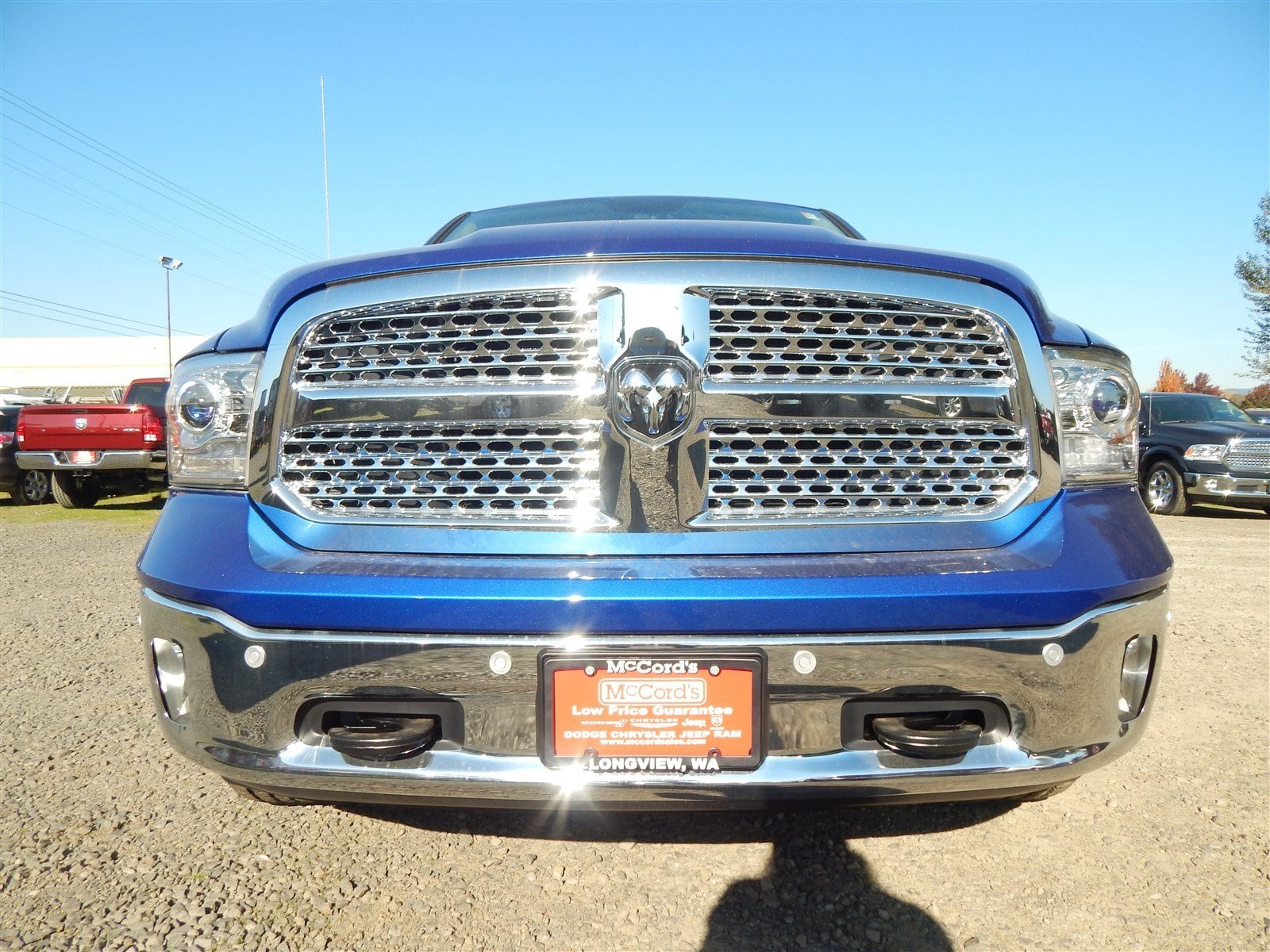 2018 Ram 1500 Crew Cab 4x4,  Pickup #R1560 - photo 8