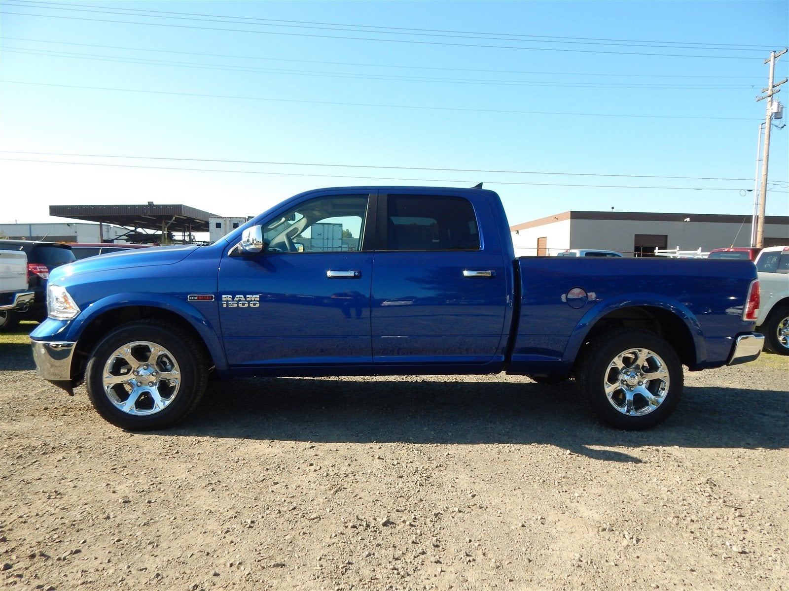 2018 Ram 1500 Crew Cab 4x4,  Pickup #R1560 - photo 3