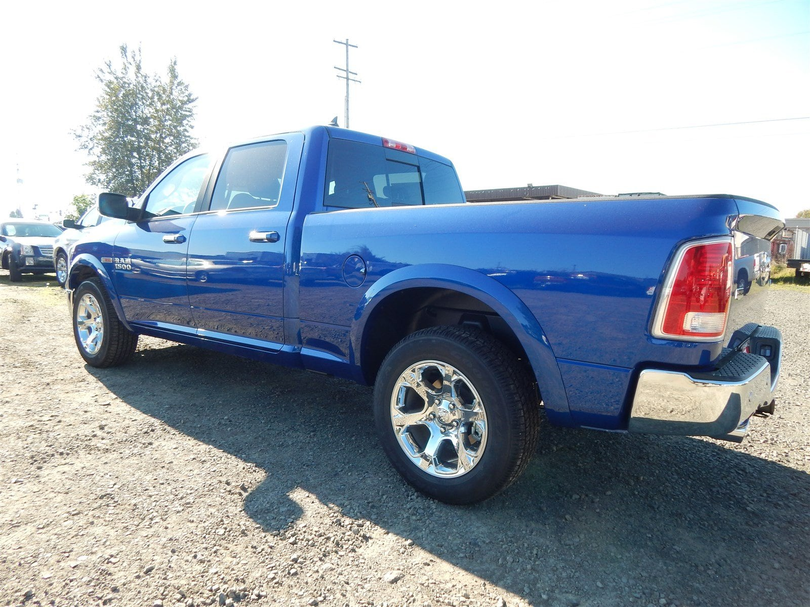 2018 Ram 1500 Crew Cab 4x4,  Pickup #R1560 - photo 2