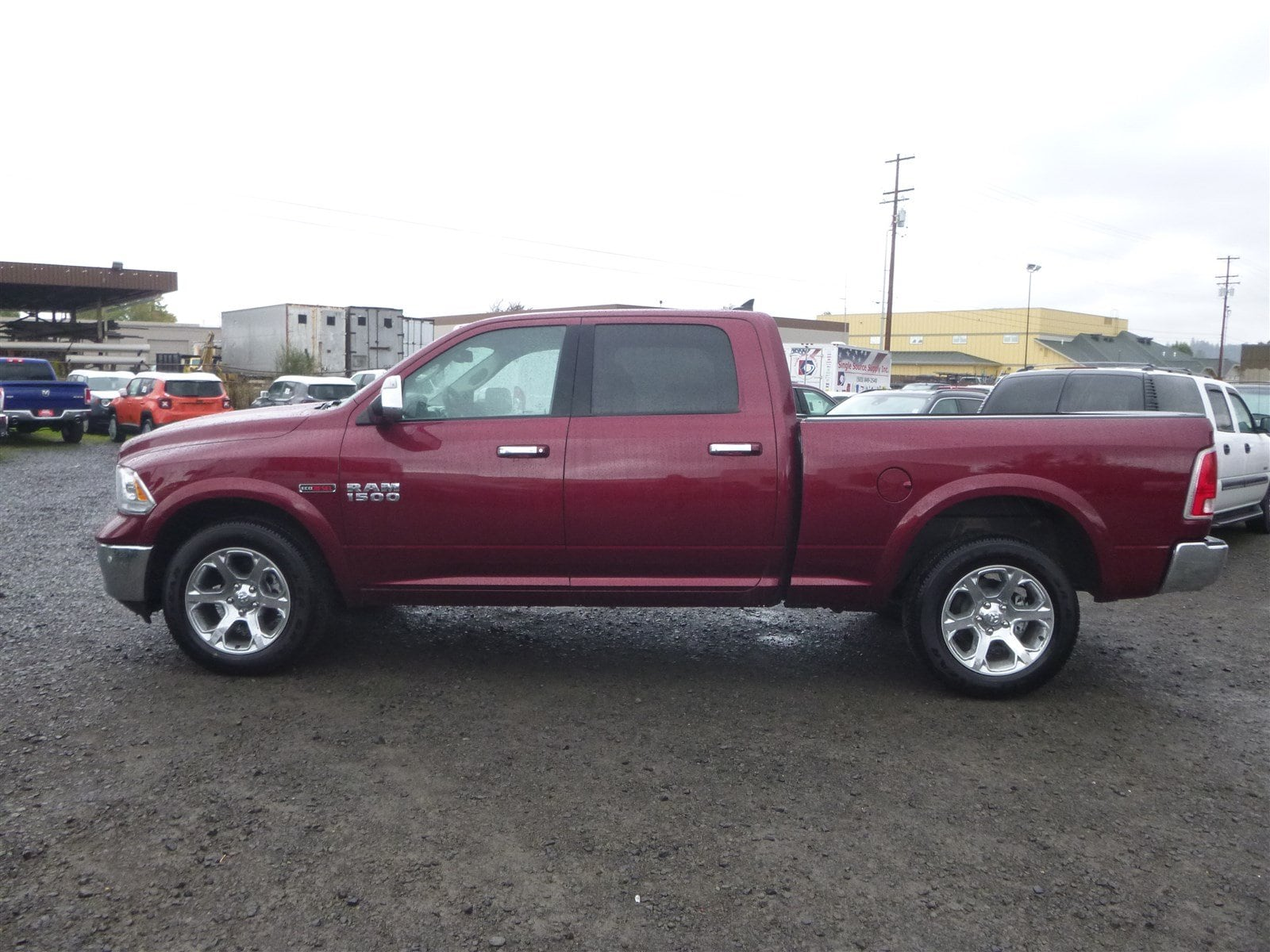 2018 Ram 1500 Crew Cab 4x4,  Pickup #R1576 - photo 3
