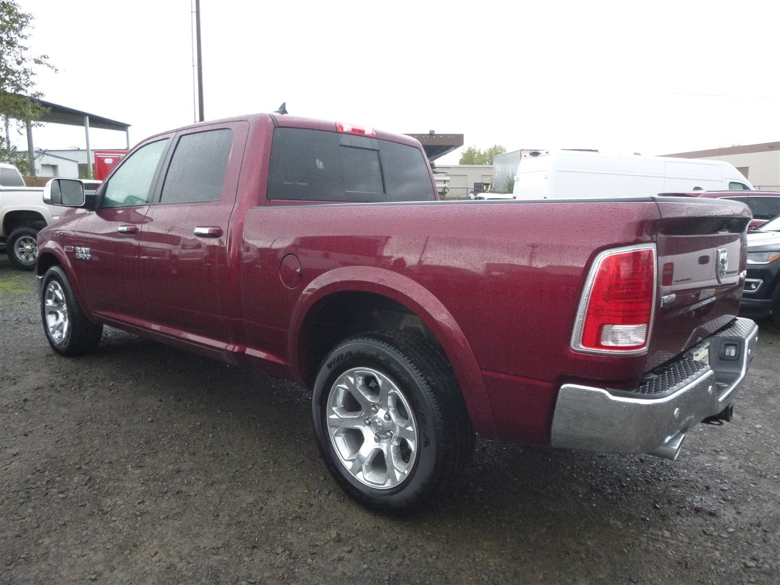 2018 Ram 1500 Crew Cab 4x4,  Pickup #R1576 - photo 2