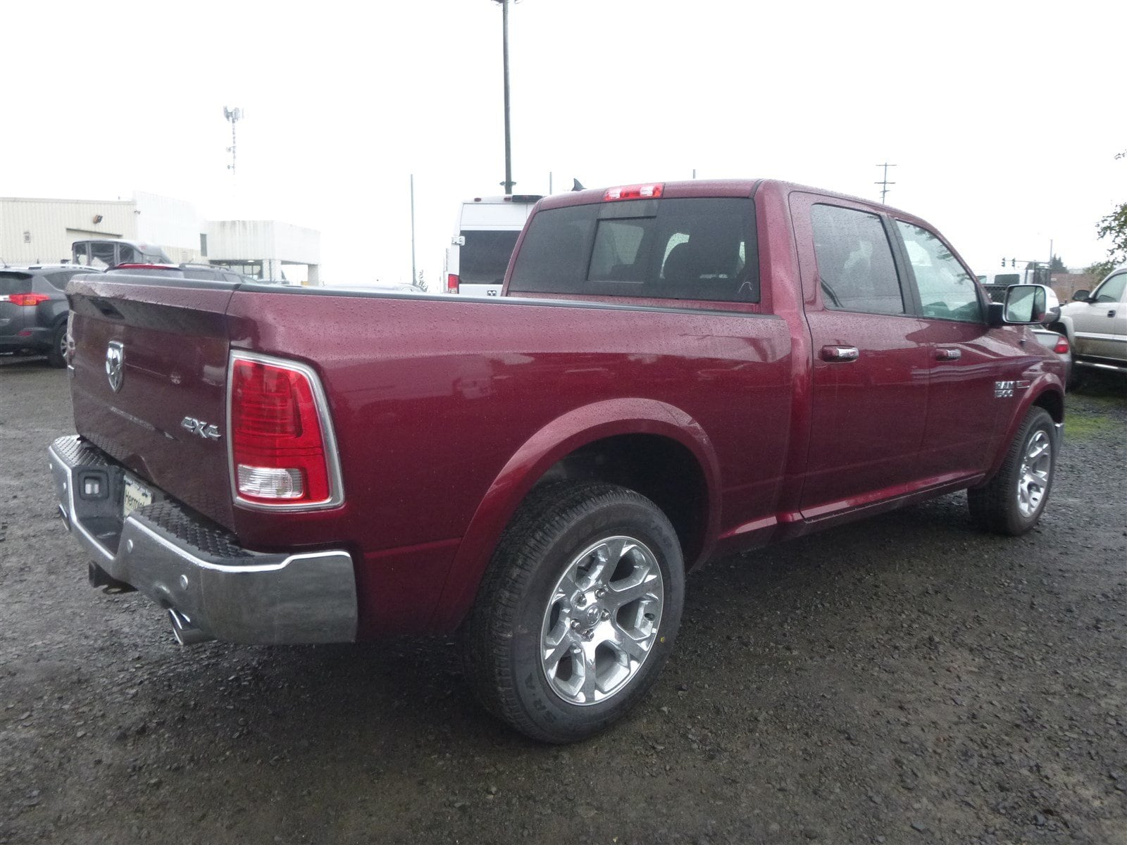 2018 Ram 1500 Crew Cab 4x4,  Pickup #R1576 - photo 6
