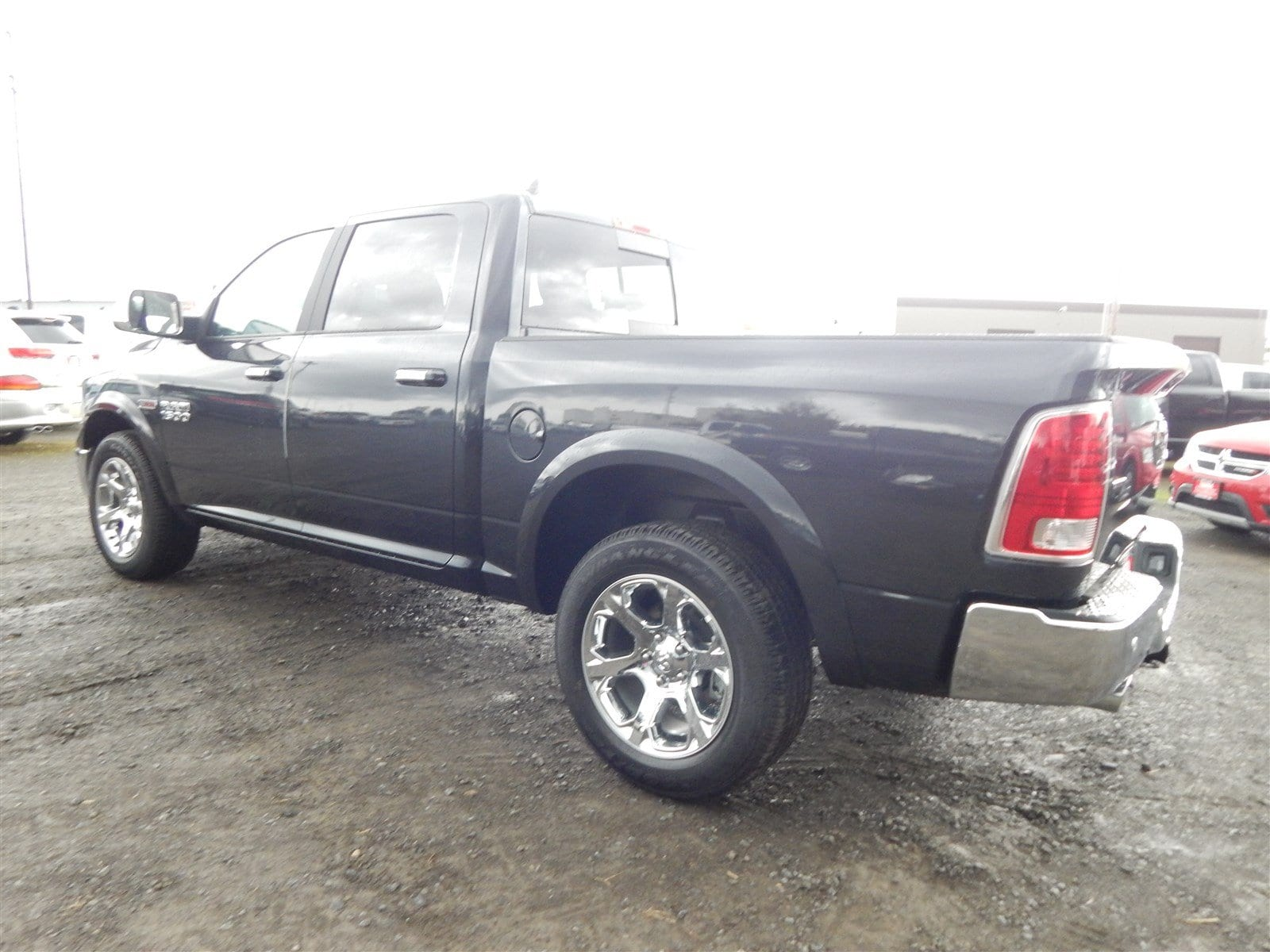 2018 Ram 1500 Crew Cab 4x4,  Pickup #R1586 - photo 2