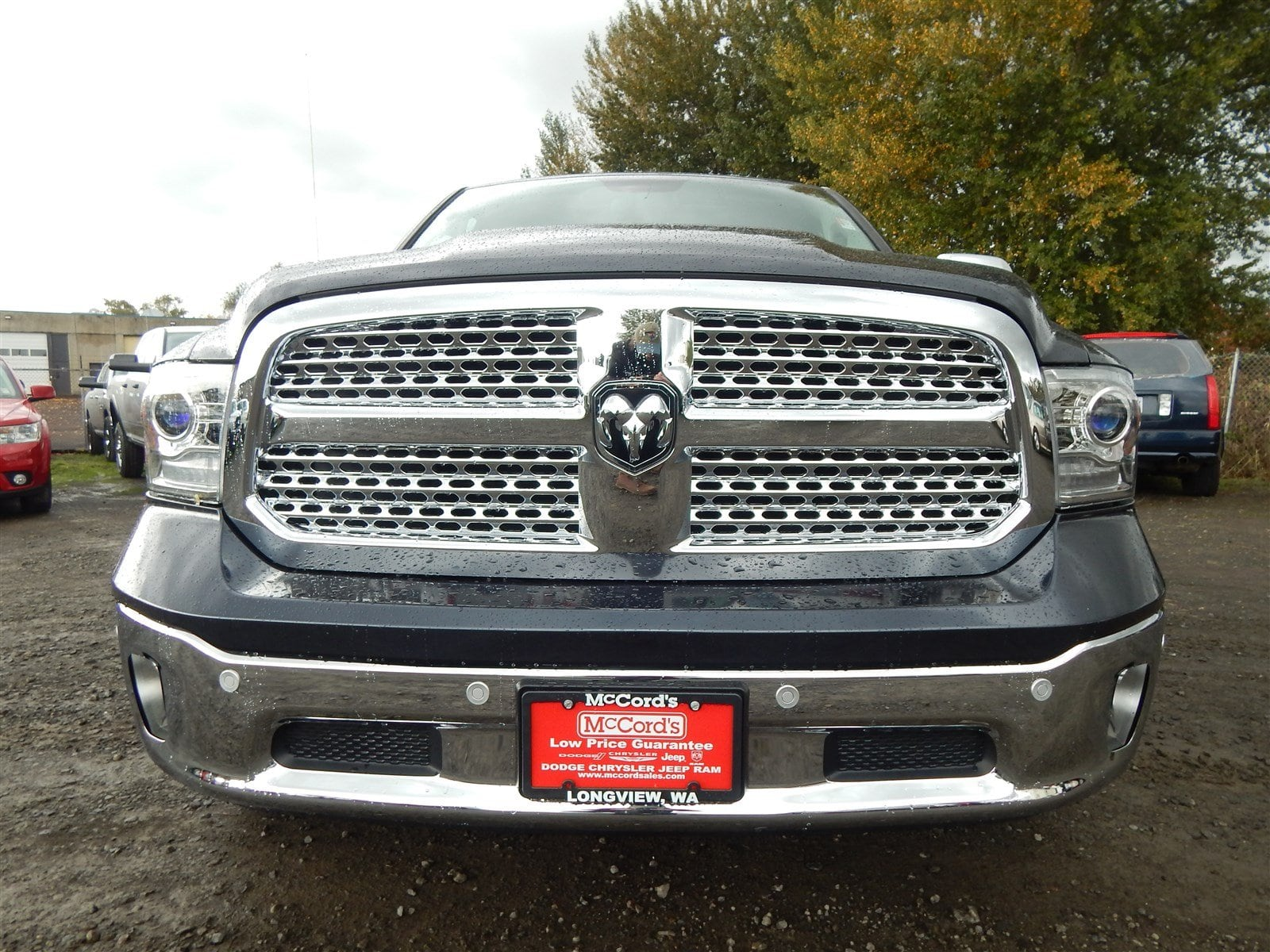 2018 Ram 1500 Crew Cab 4x4,  Pickup #R1586 - photo 8