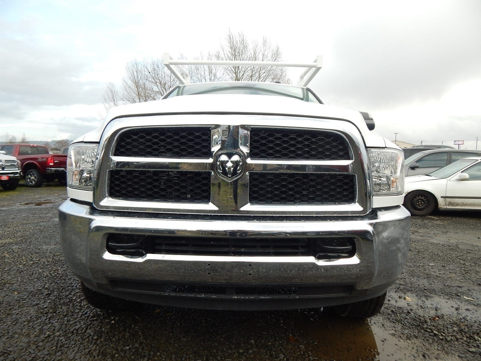 2018 Ram 2500 Regular Cab 4x4,  Harbor Service Body #R1605 - photo 7