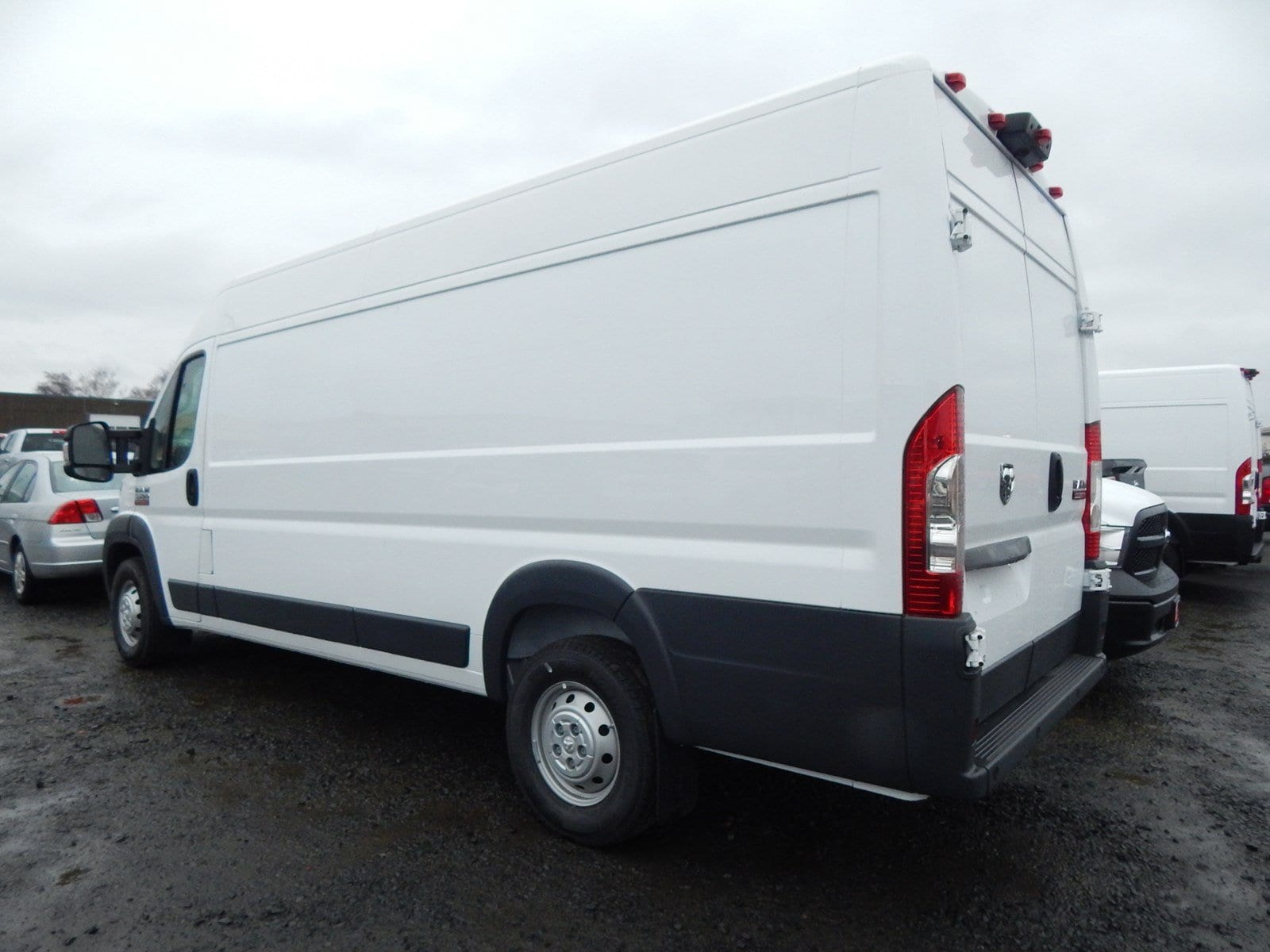 2019 ProMaster 2500 High Roof FWD,  Empty Cargo Van #R1606 - photo 2