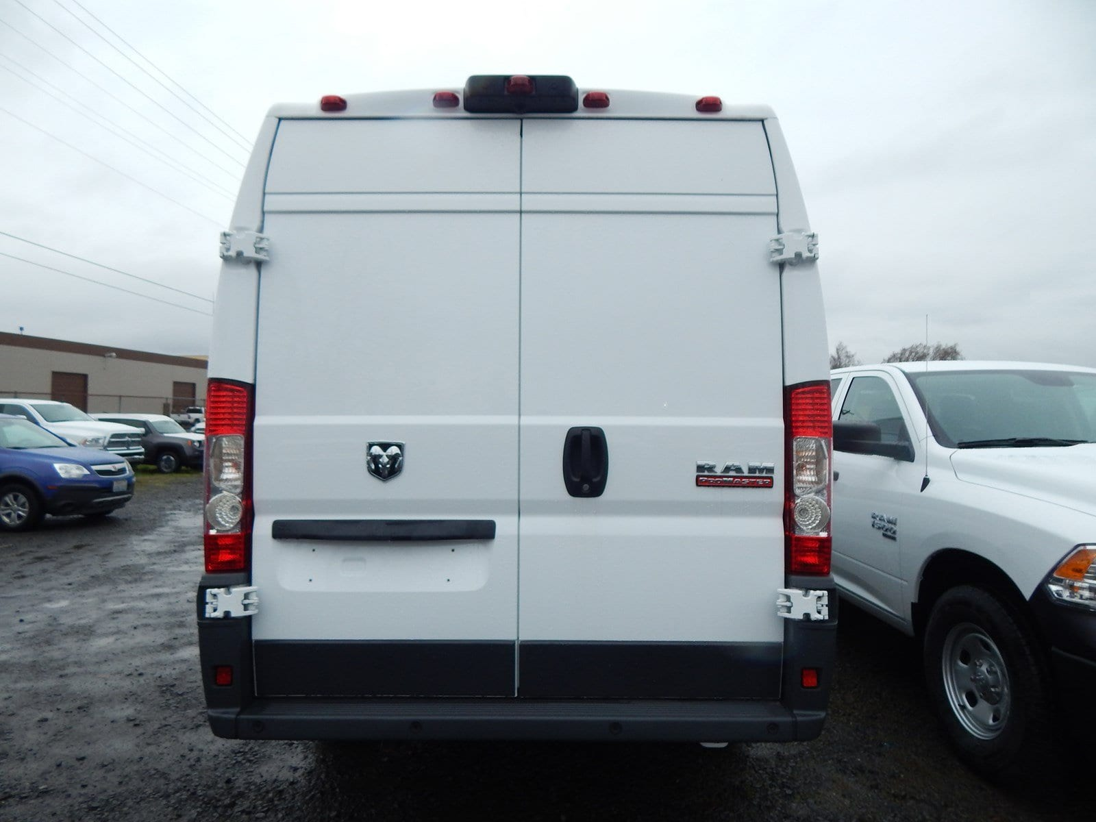 2019 ProMaster 2500 High Roof FWD,  Empty Cargo Van #R1606 - photo 3