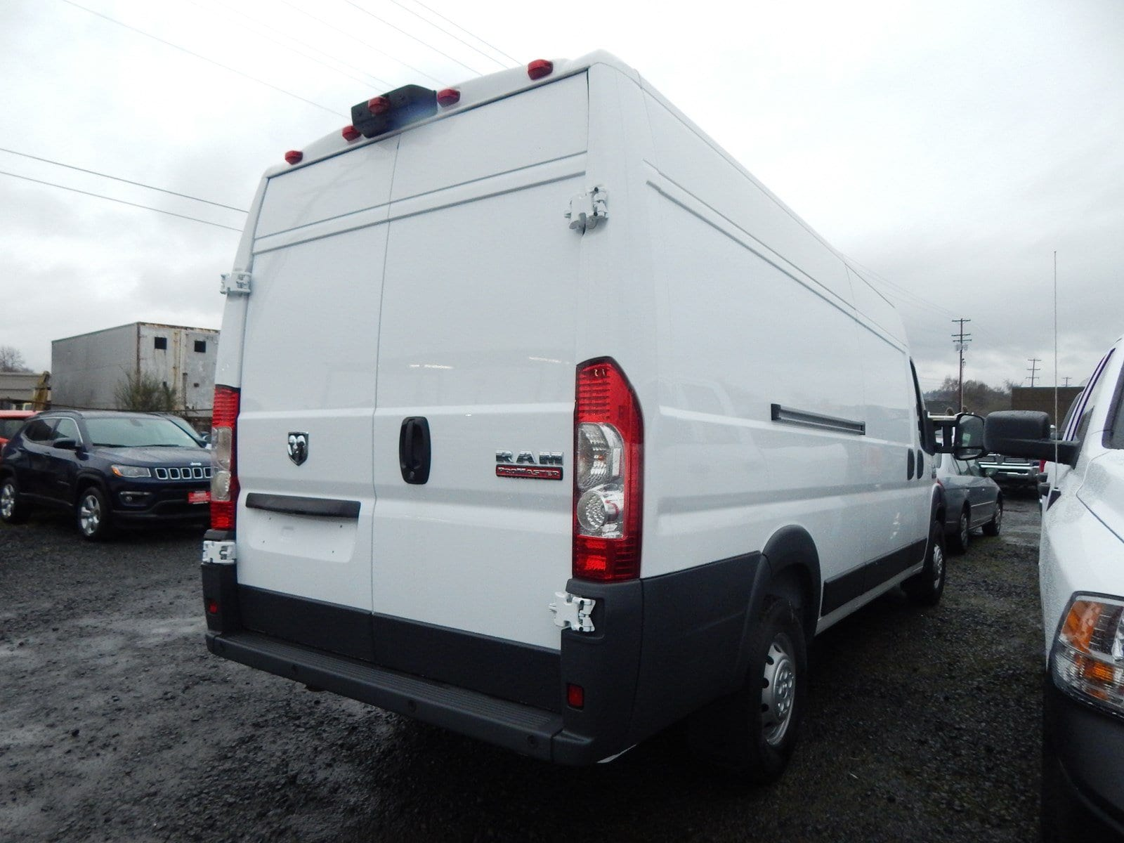 2019 ProMaster 2500 High Roof FWD,  Empty Cargo Van #R1606 - photo 4