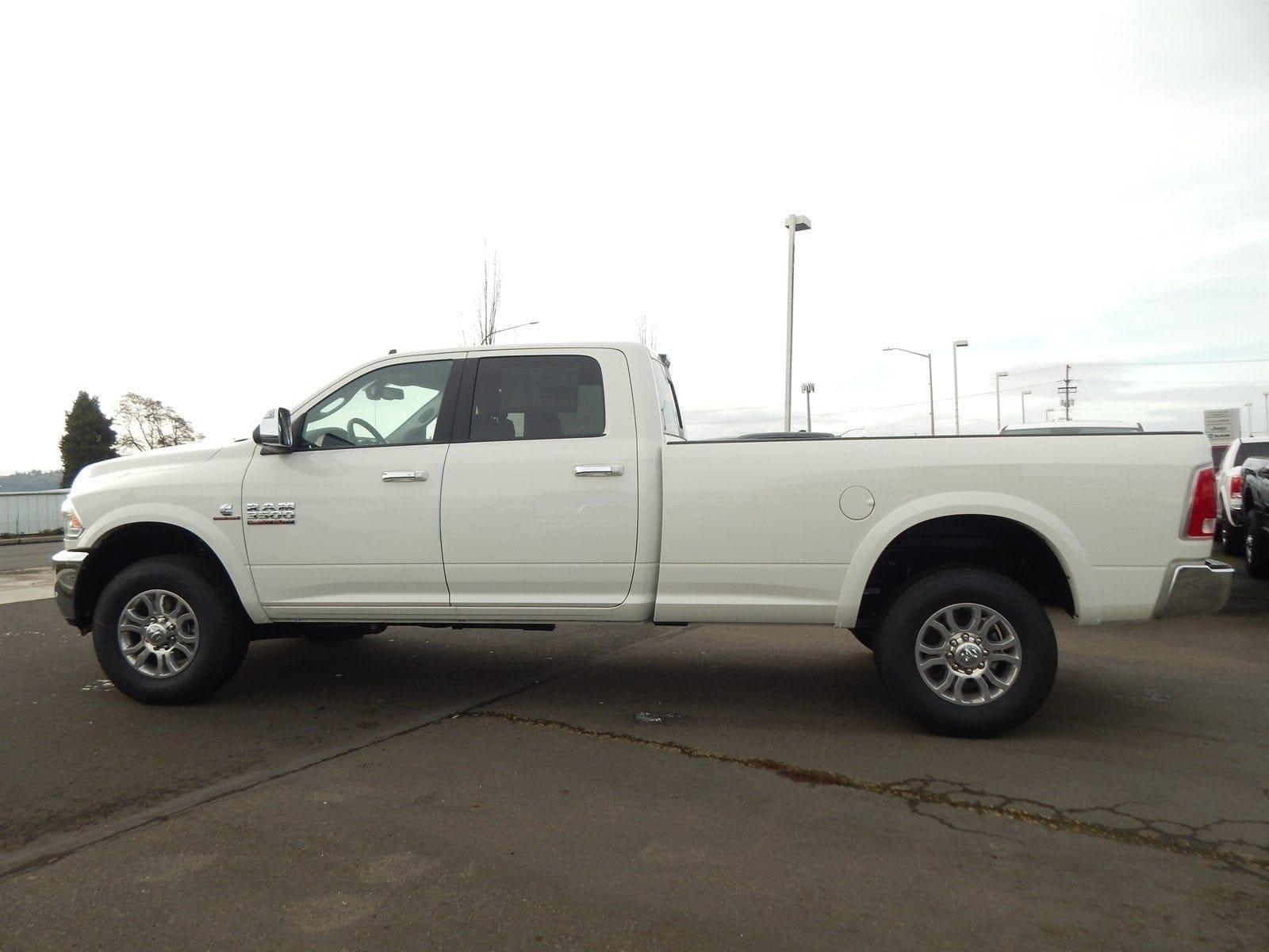 2018 Ram 3500 Crew Cab 4x4,  Pickup #R1609 - photo 3