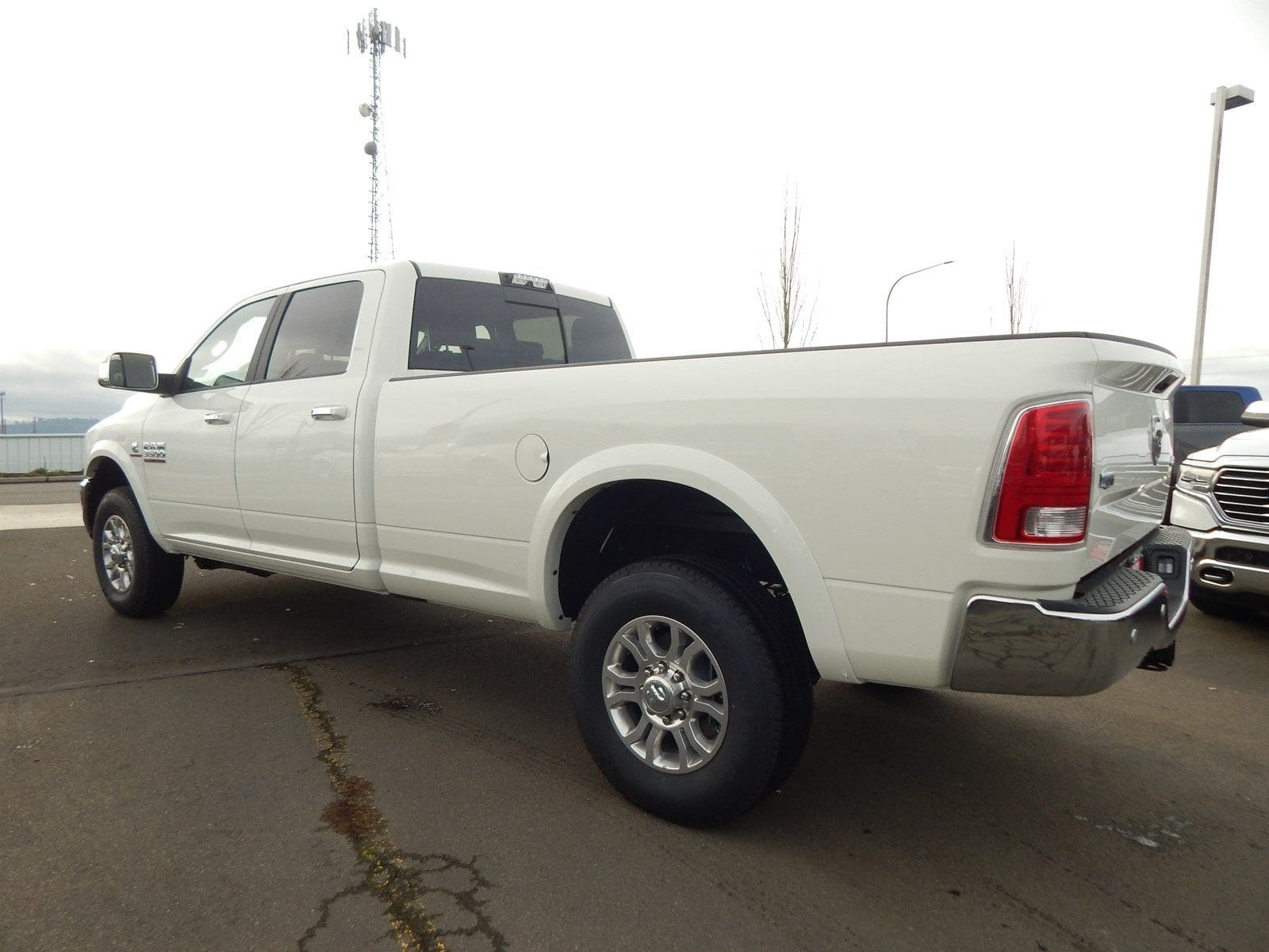 2018 Ram 3500 Crew Cab 4x4,  Pickup #R1609 - photo 2