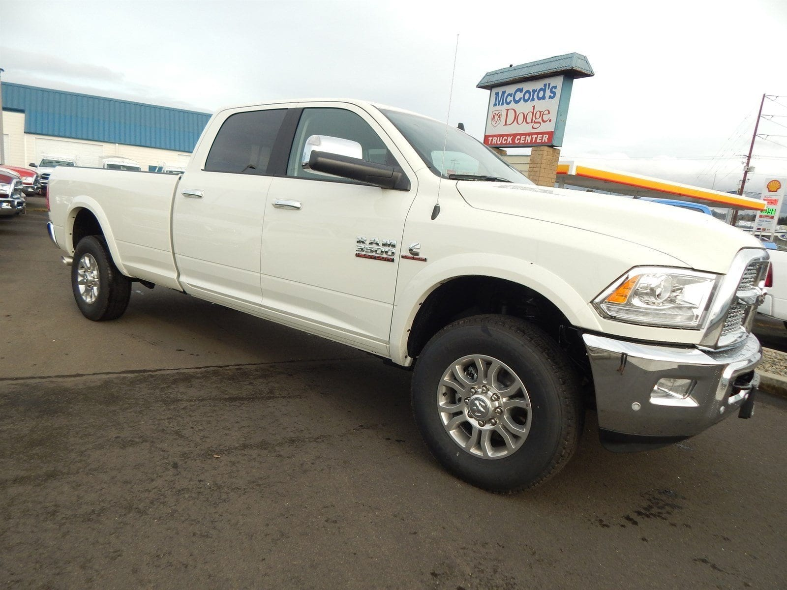 2018 Ram 3500 Crew Cab 4x4,  Pickup #R1609 - photo 7