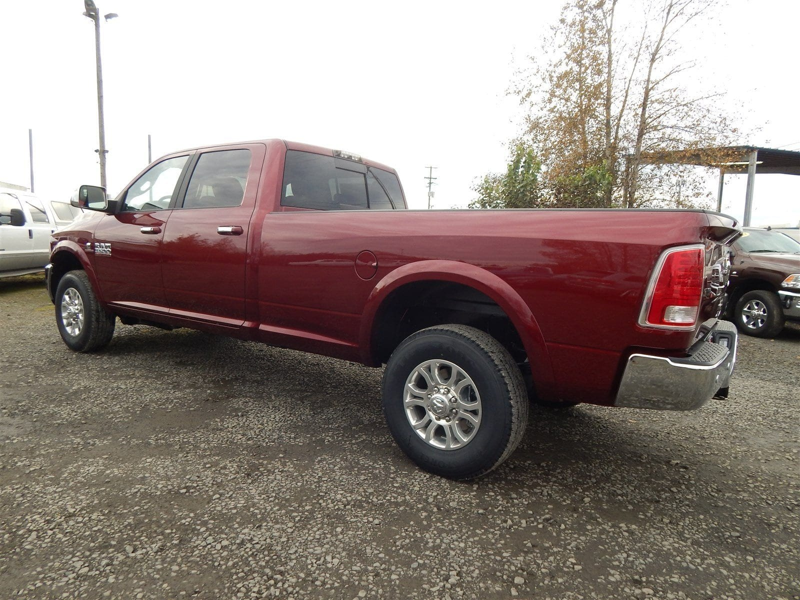 2018 Ram 3500 Crew Cab 4x4,  Pickup #R1611 - photo 2