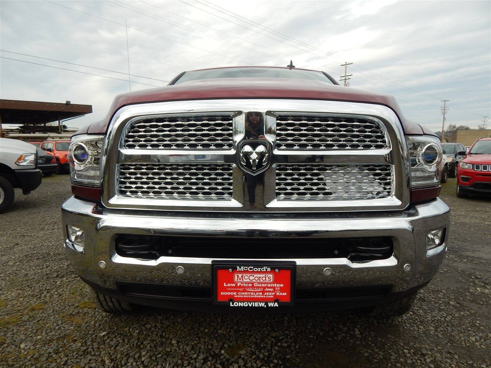 2018 Ram 3500 Crew Cab 4x4,  Pickup #R1611 - photo 8