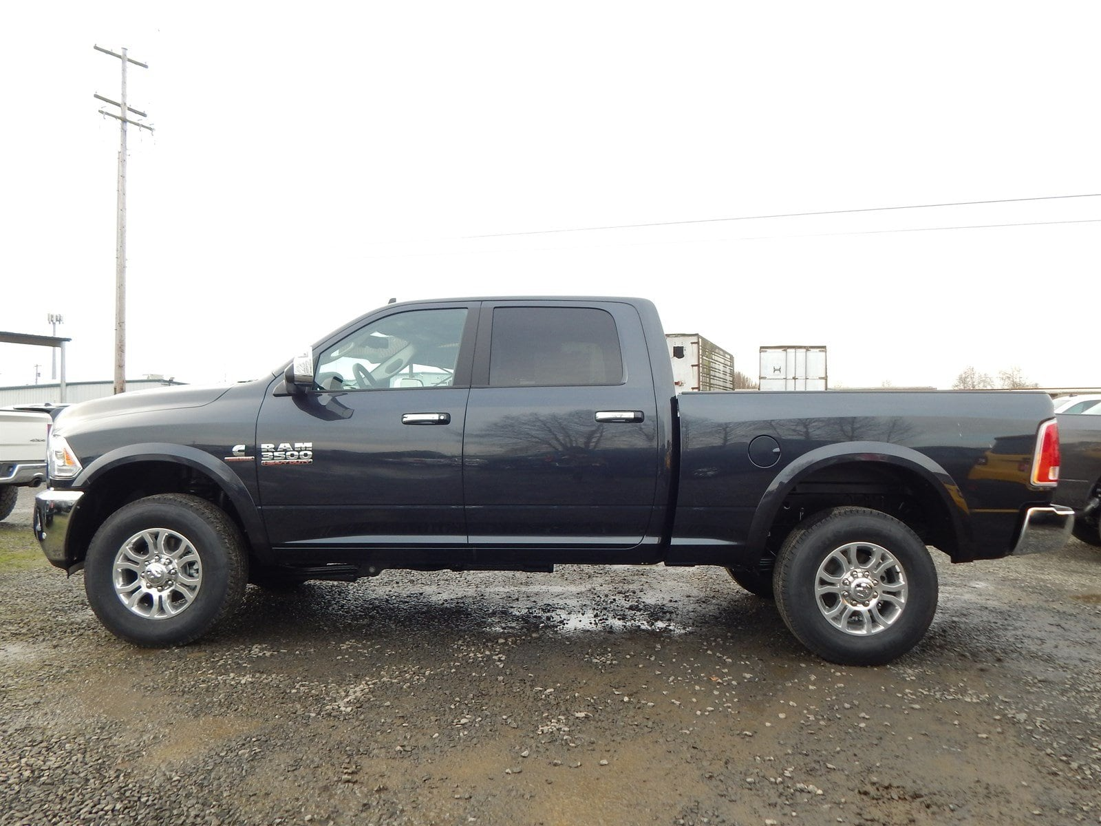 2018 Ram 3500 Crew Cab 4x4,  Pickup #R1613 - photo 2