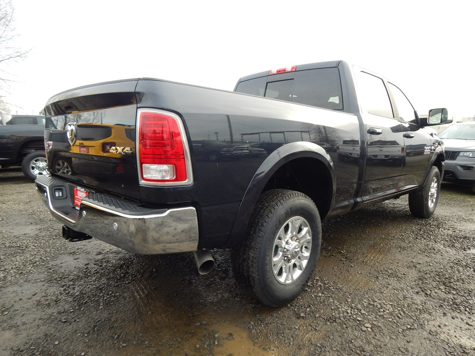 2018 Ram 3500 Crew Cab 4x4,  Pickup #R1613 - photo 6