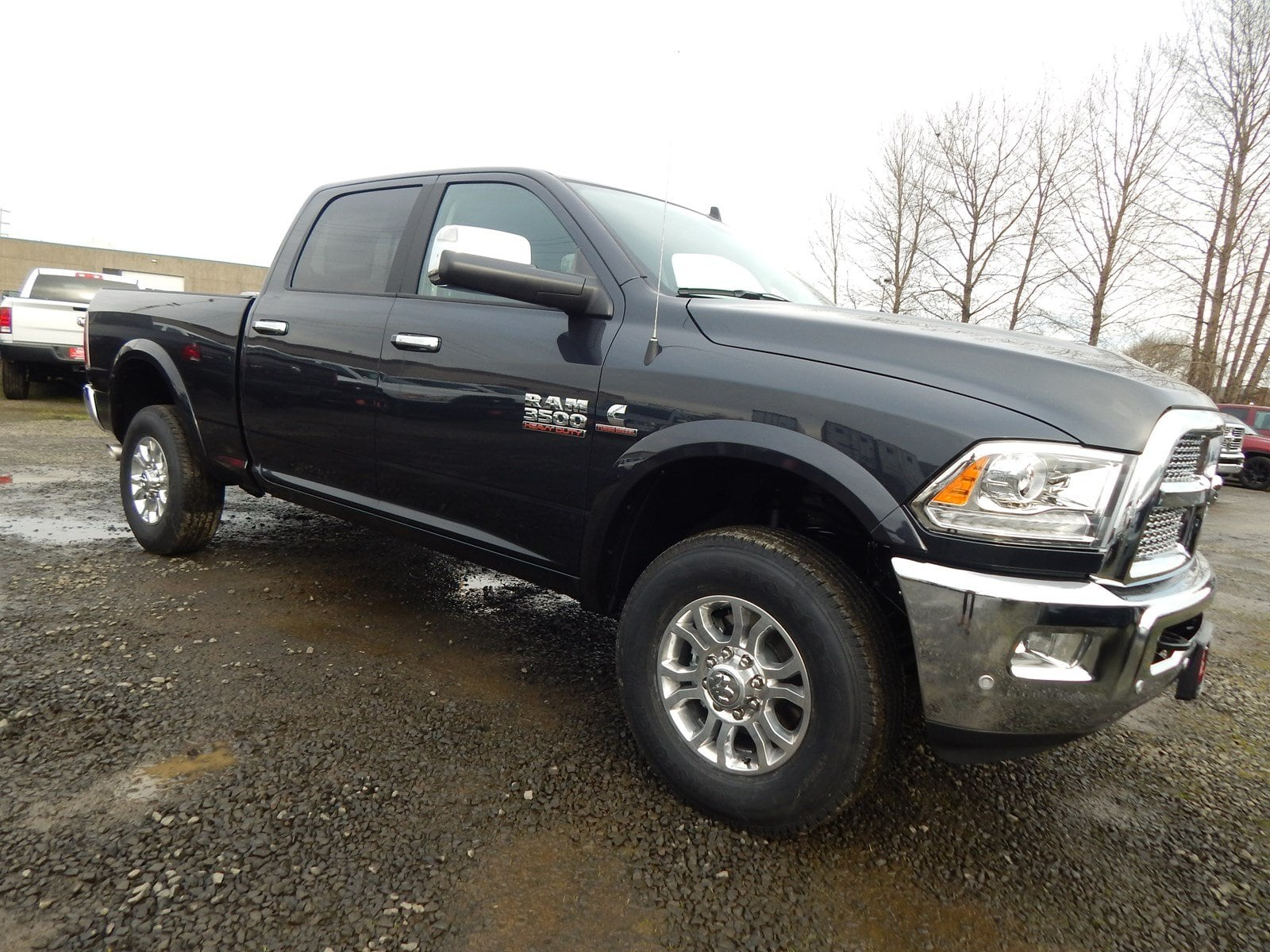 2018 Ram 3500 Crew Cab 4x4,  Pickup #R1613 - photo 7