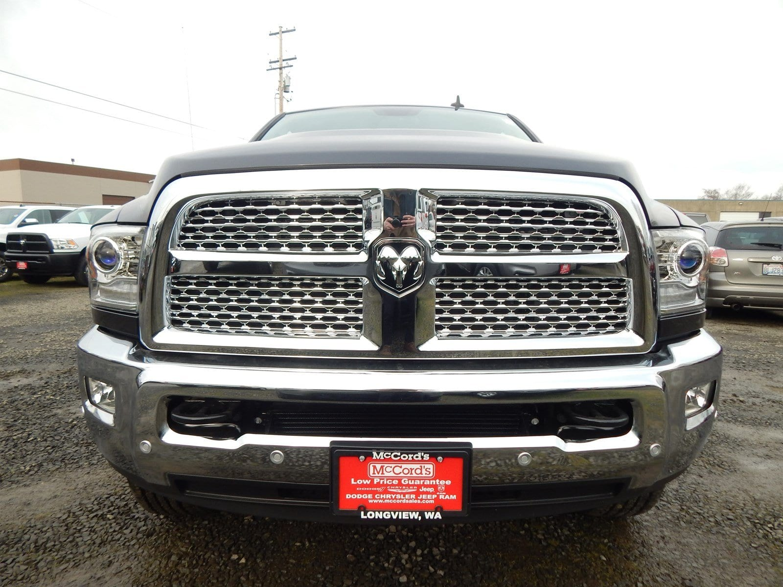 2018 Ram 3500 Crew Cab 4x4,  Pickup #R1613 - photo 8