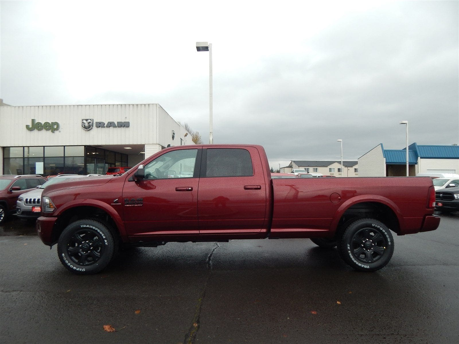 2018 Ram 3500 Crew Cab 4x4,  Pickup #R1615 - photo 3