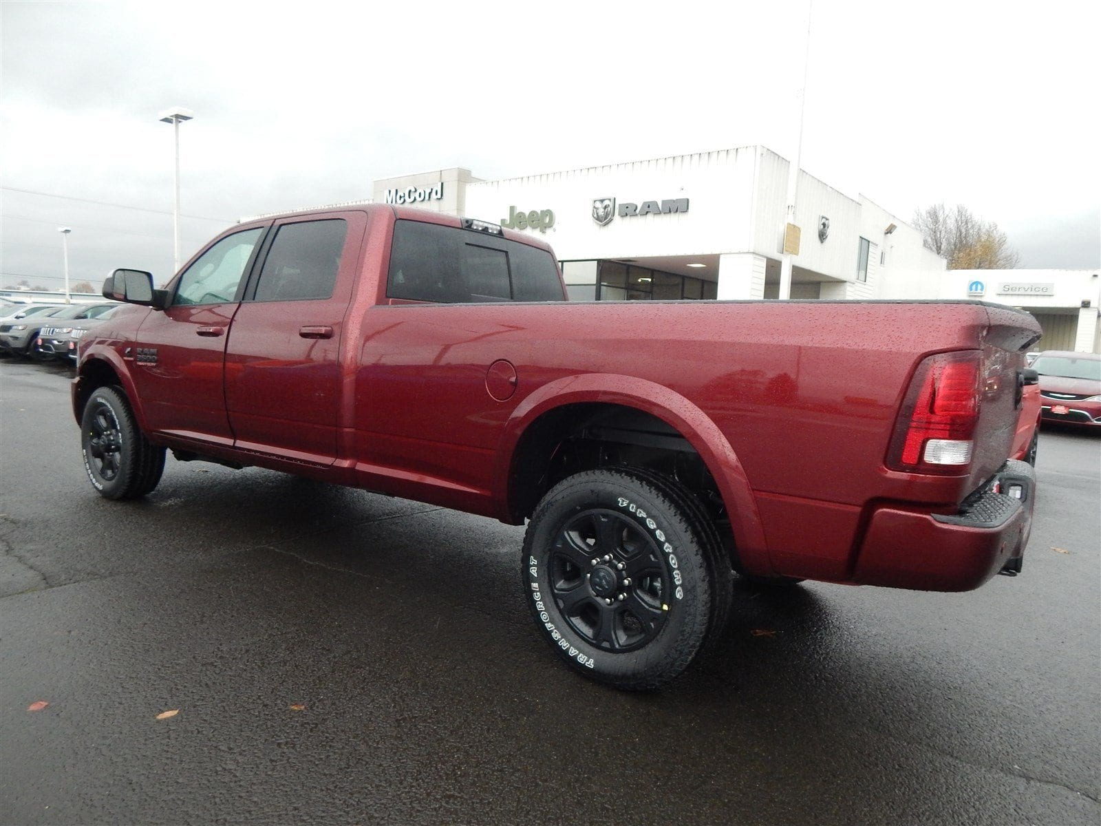 2018 Ram 3500 Crew Cab 4x4,  Pickup #R1615 - photo 2