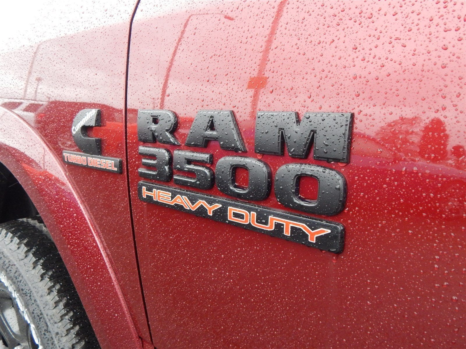 2018 Ram 3500 Crew Cab 4x4,  Pickup #R1615 - photo 9