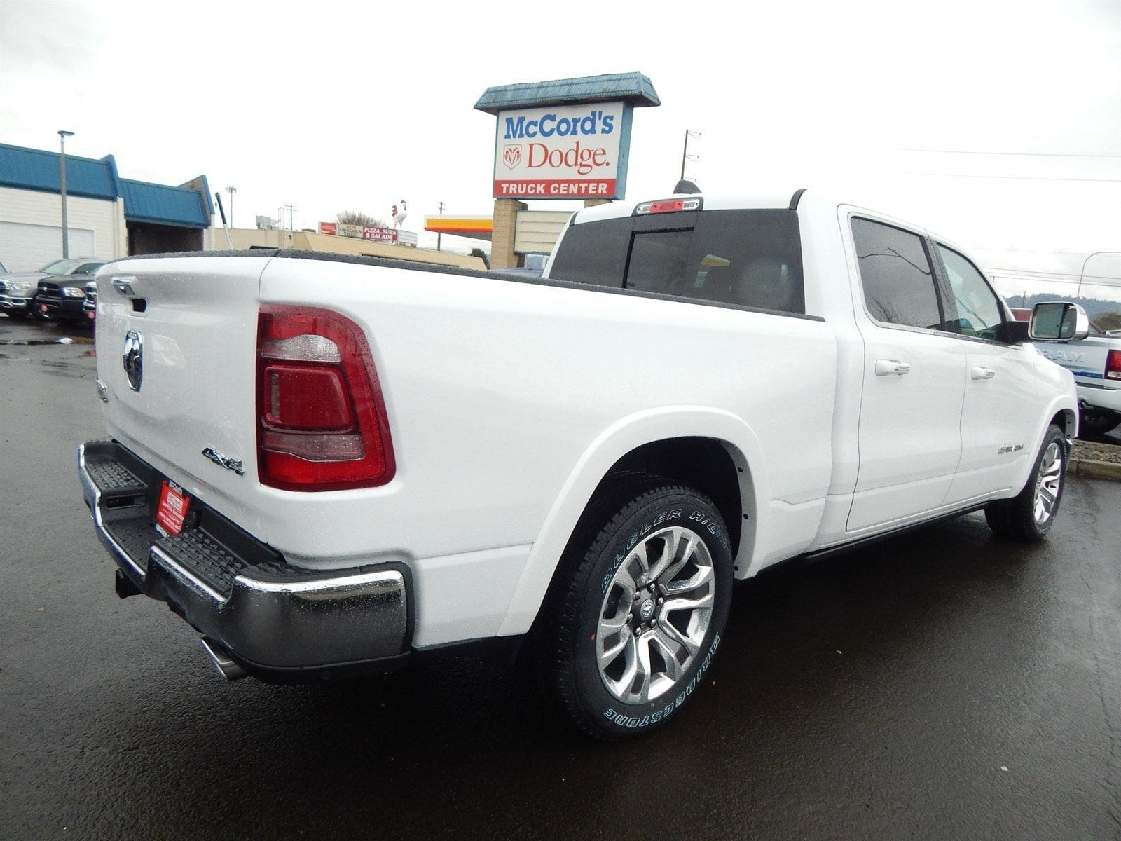 2019 Ram 1500 Crew Cab 4x4,  Pickup #R1630 - photo 6