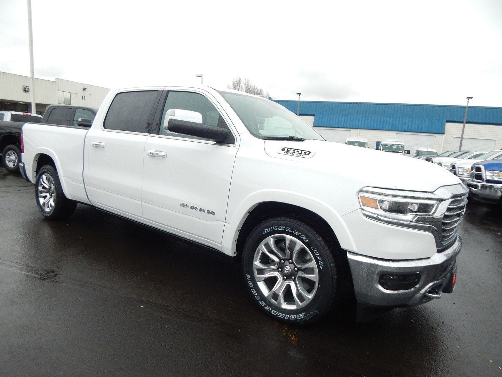 2019 Ram 1500 Crew Cab 4x4,  Pickup #R1630 - photo 7