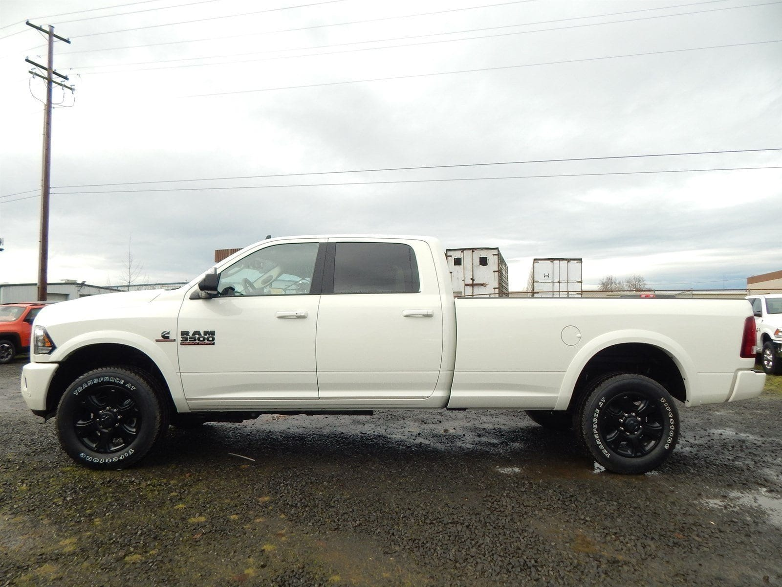 2018 Ram 3500 Crew Cab 4x4,  Pickup #R1641 - photo 3