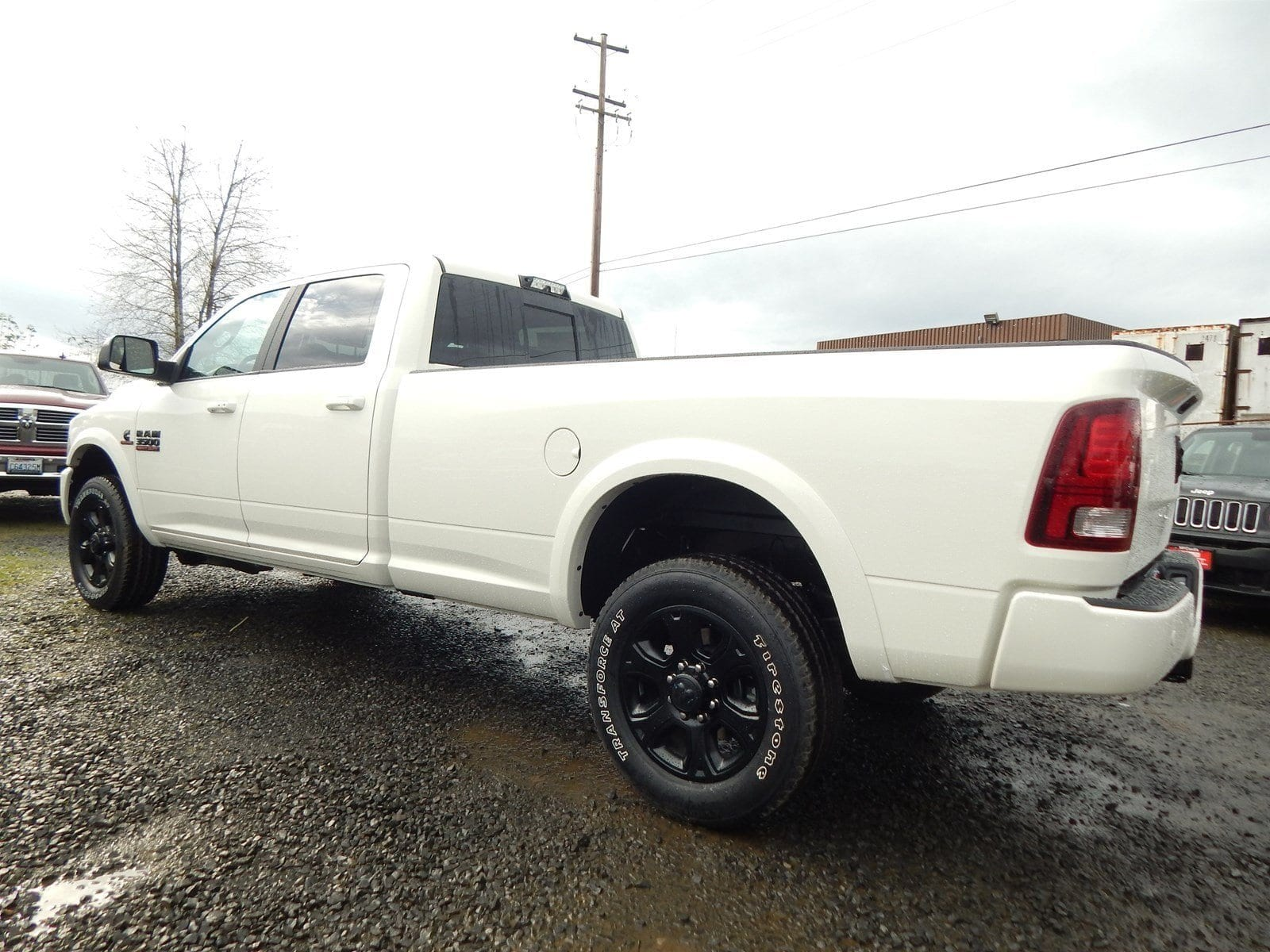 2018 Ram 3500 Crew Cab 4x4,  Pickup #R1641 - photo 2