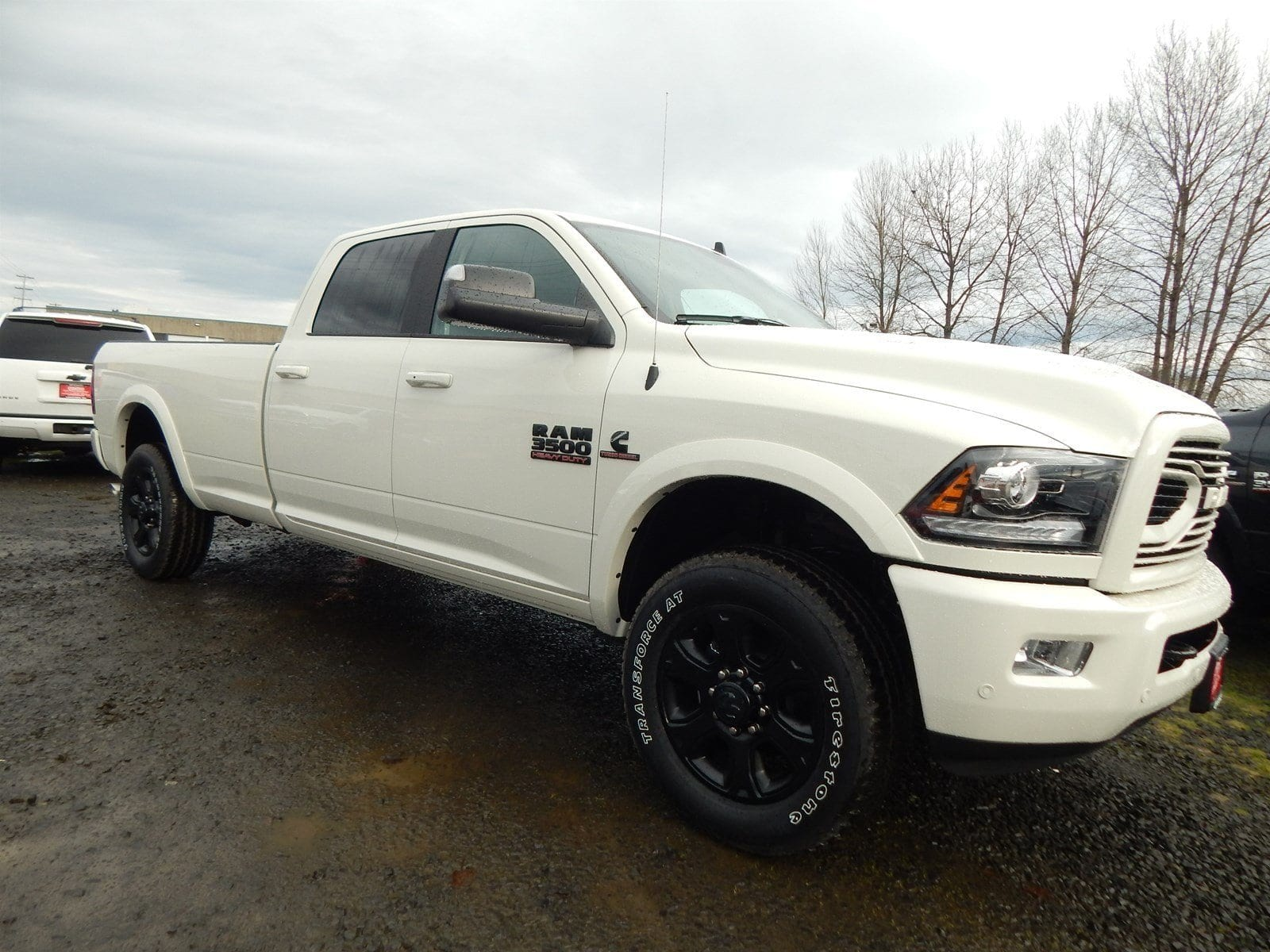 2018 Ram 3500 Crew Cab 4x4,  Pickup #R1641 - photo 7