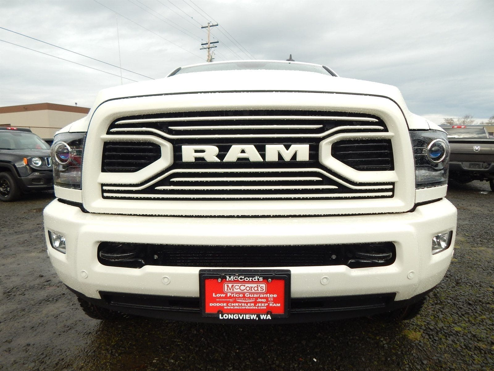 2018 Ram 3500 Crew Cab 4x4,  Pickup #R1641 - photo 8