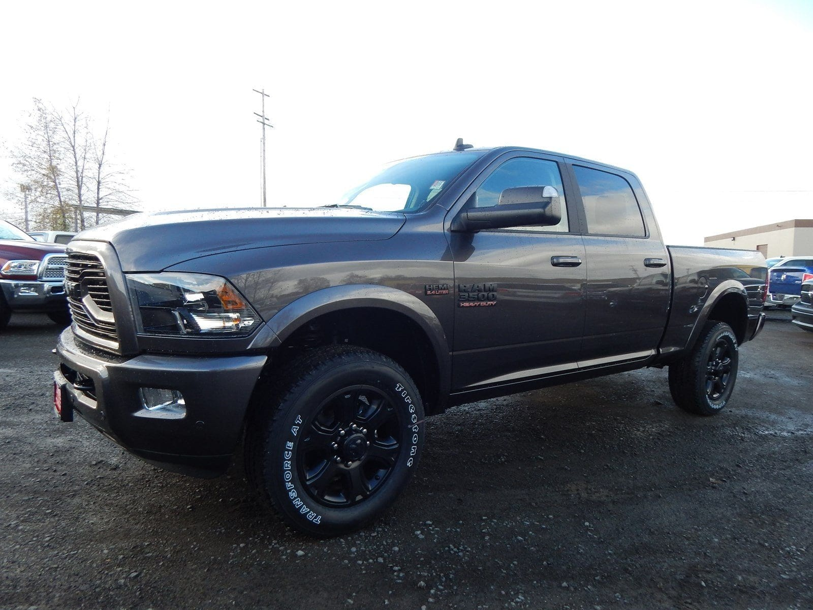 2018 Ram 3500 Crew Cab 4x4,  Pickup #R1642 - photo 1
