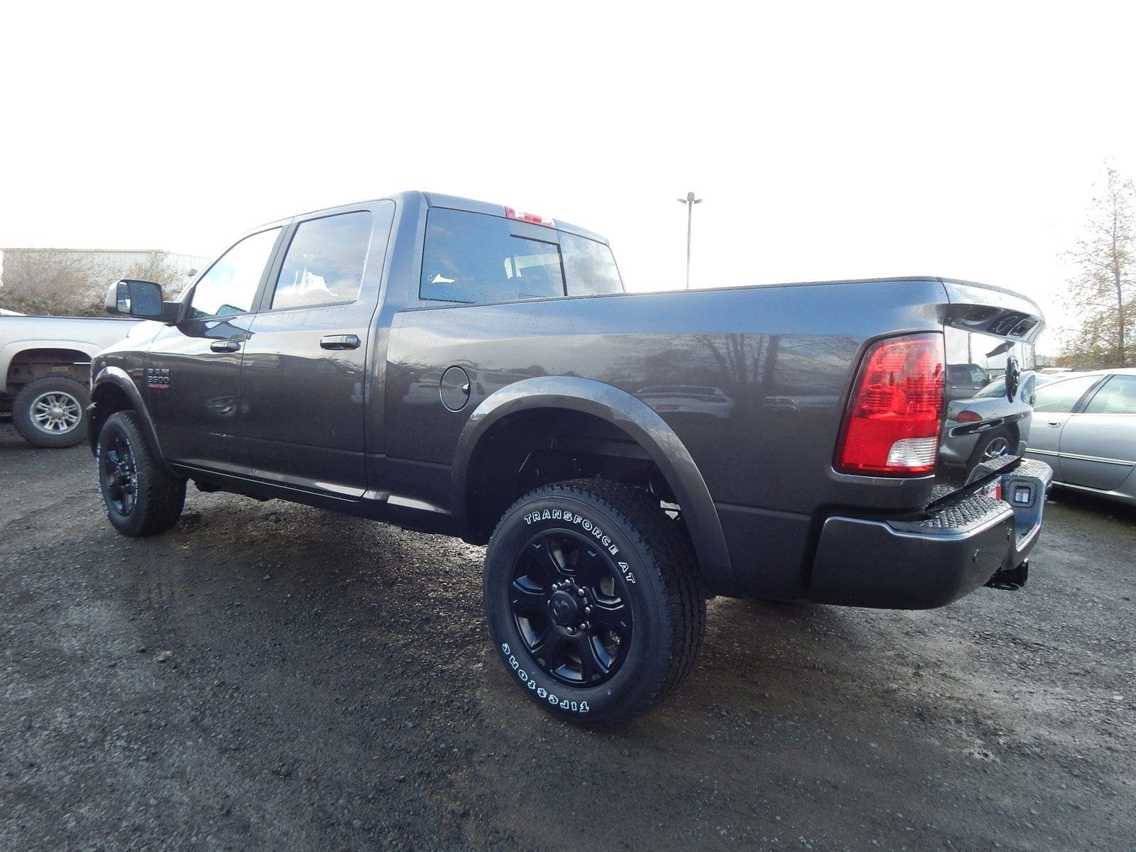 2018 Ram 3500 Crew Cab 4x4,  Pickup #R1642 - photo 2