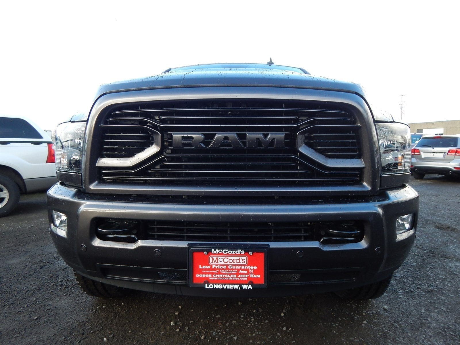 2018 Ram 3500 Crew Cab 4x4,  Pickup #R1642 - photo 8