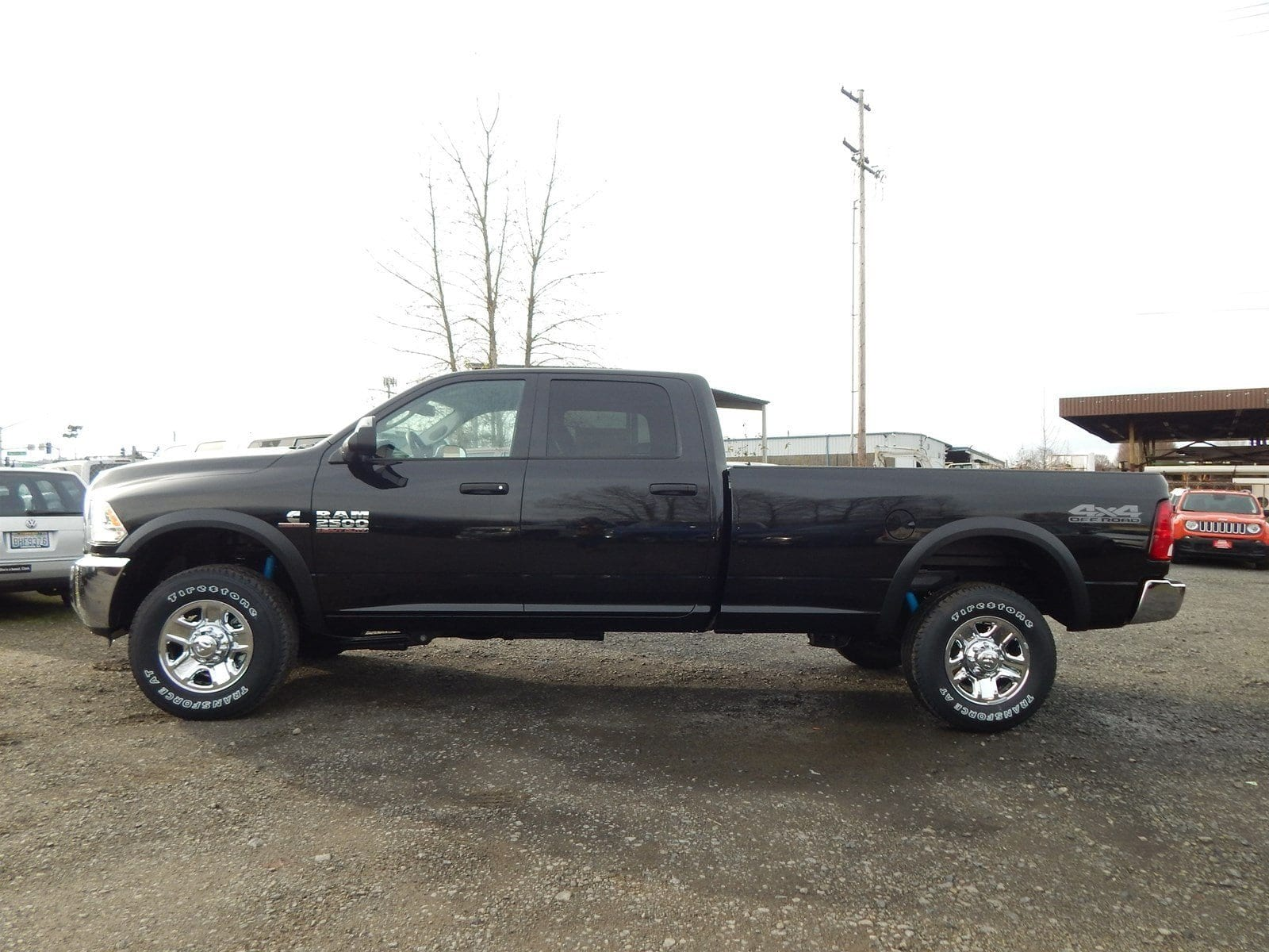 2018 Ram 2500 Crew Cab 4x4,  Pickup #R1647 - photo 3