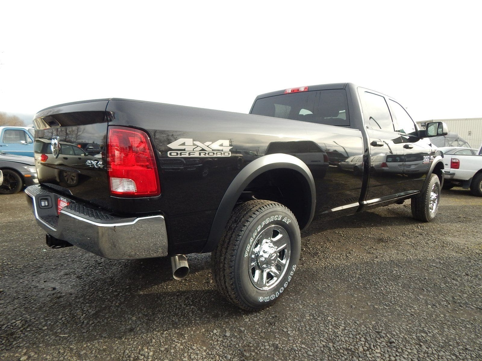 2018 Ram 2500 Crew Cab 4x4,  Pickup #R1647 - photo 5