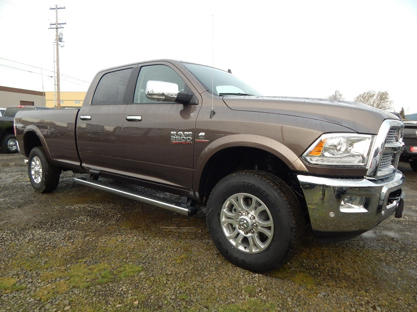 2018 Ram 2500 Crew Cab 4x4,  Pickup #R1649 - photo 7