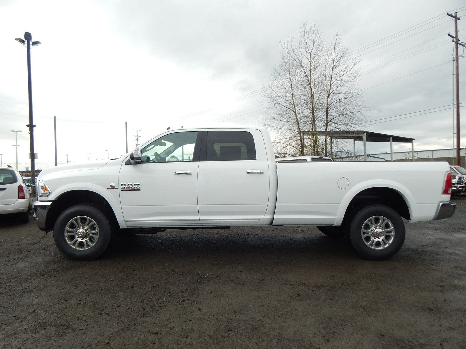 2018 Ram 3500 Crew Cab 4x4,  Pickup #R1663 - photo 3