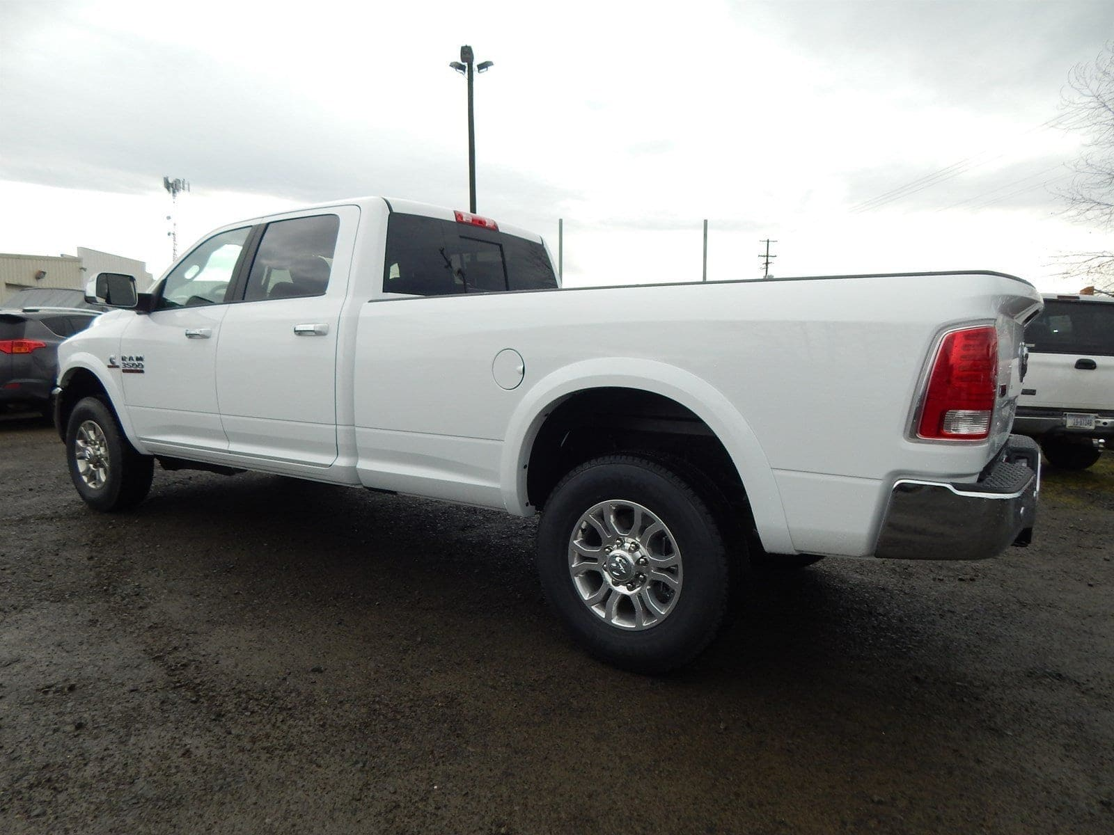 2018 Ram 3500 Crew Cab 4x4,  Pickup #R1663 - photo 2