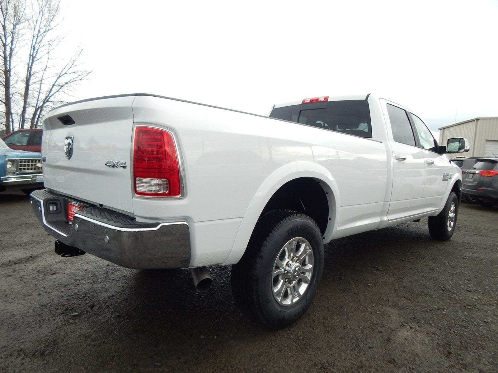 2018 Ram 3500 Crew Cab 4x4,  Pickup #R1663 - photo 6
