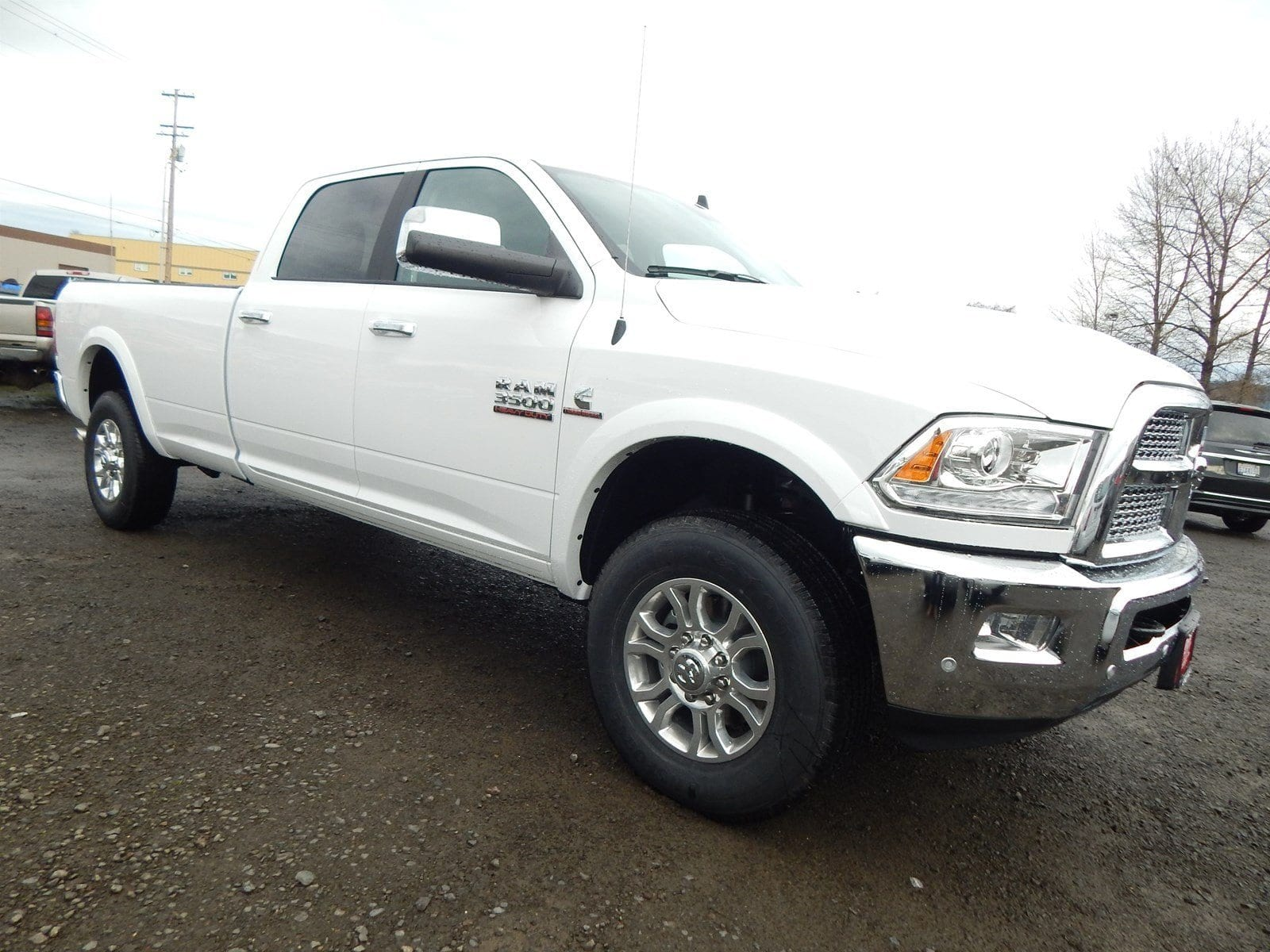 2018 Ram 3500 Crew Cab 4x4,  Pickup #R1663 - photo 7