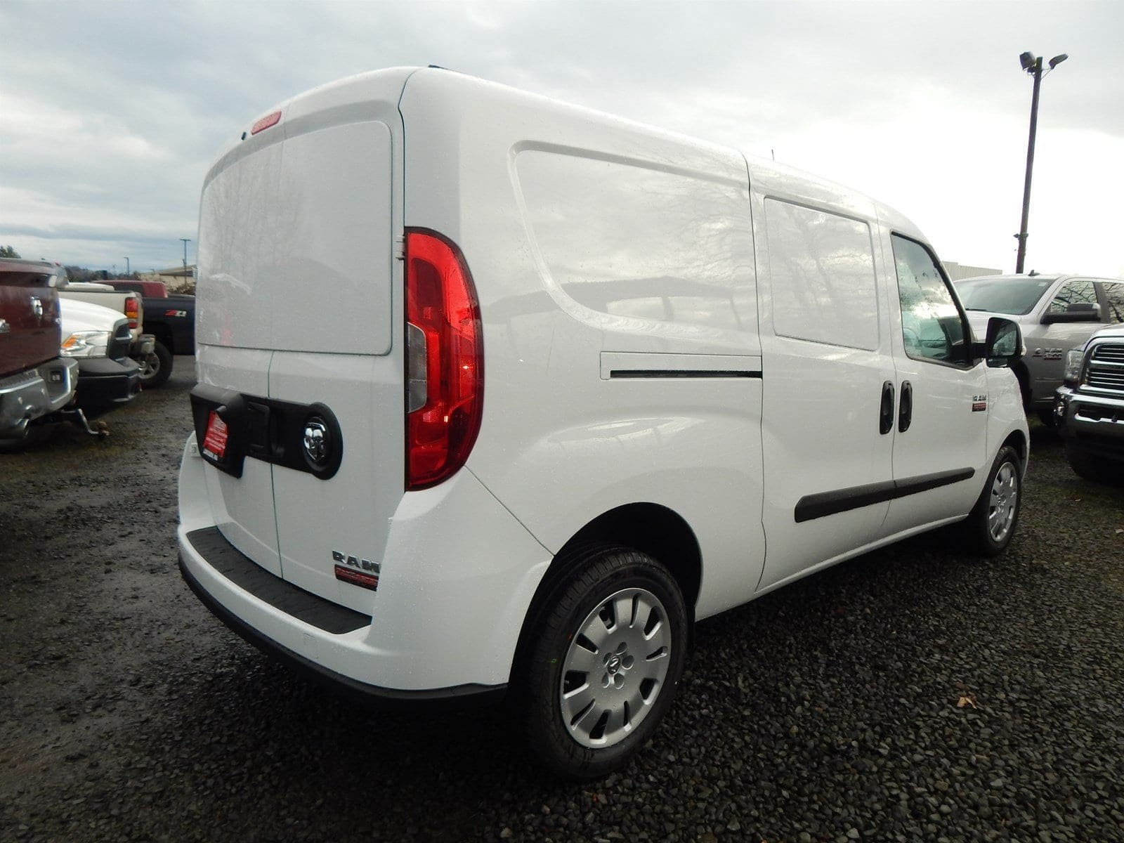 2018 ProMaster City FWD,  Empty Cargo Van #R1664 - photo 6