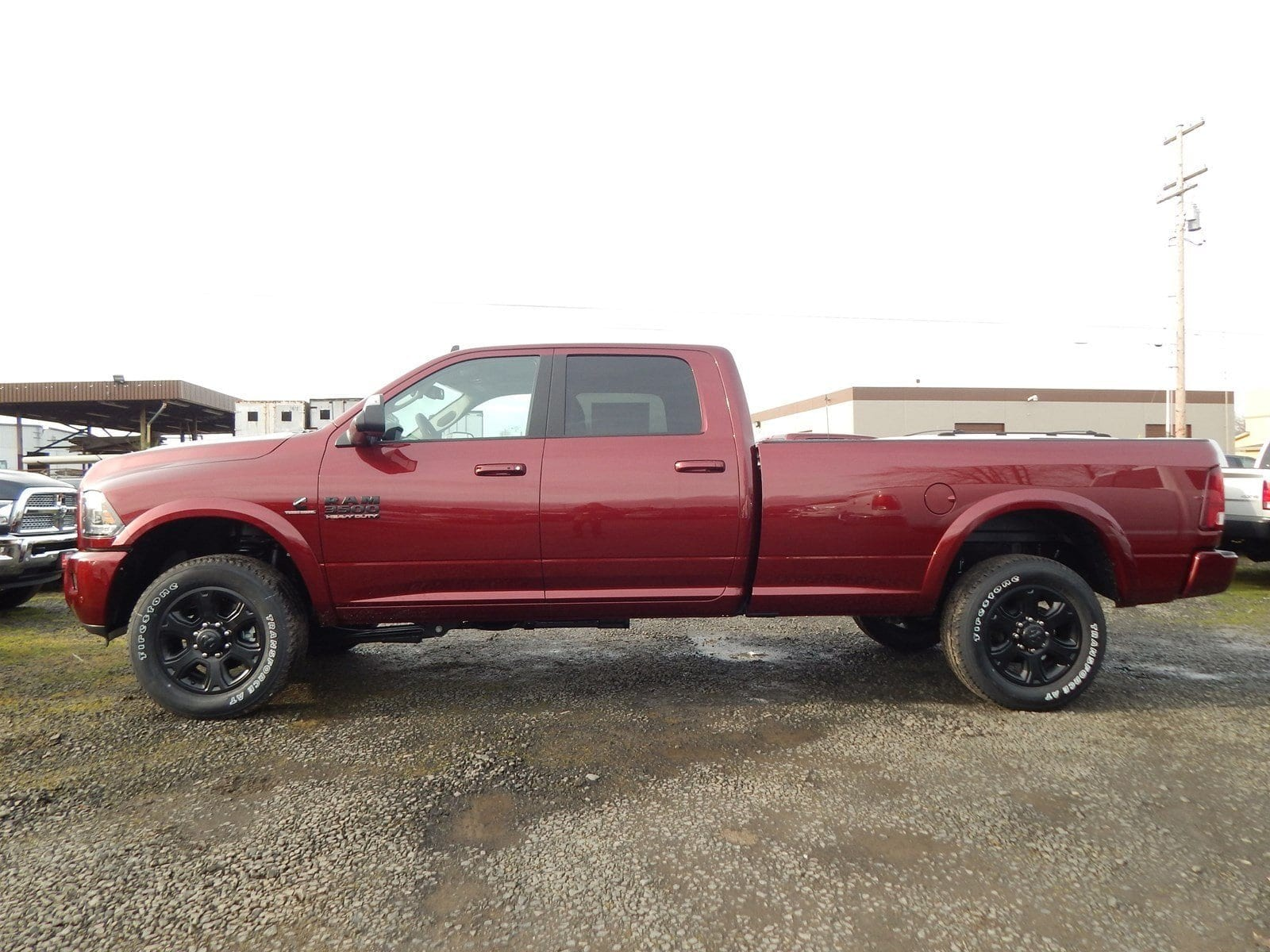 2018 Ram 3500 Crew Cab 4x4,  Pickup #R1668 - photo 3