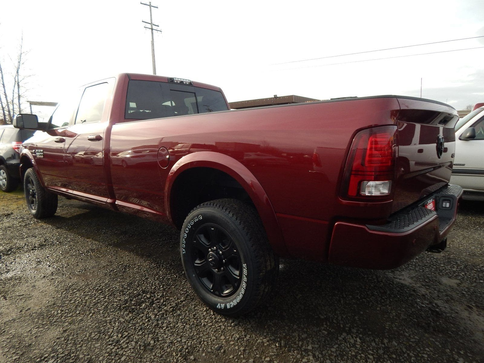 2018 Ram 3500 Crew Cab 4x4,  Pickup #R1668 - photo 2